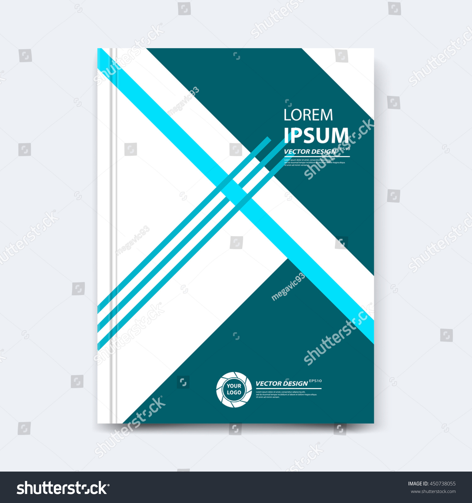 royalty abstract vector design for cover 450738055 stock abstract vector design for cover poster banner flayer business card magazine annual report title page brochure template layout or booklet