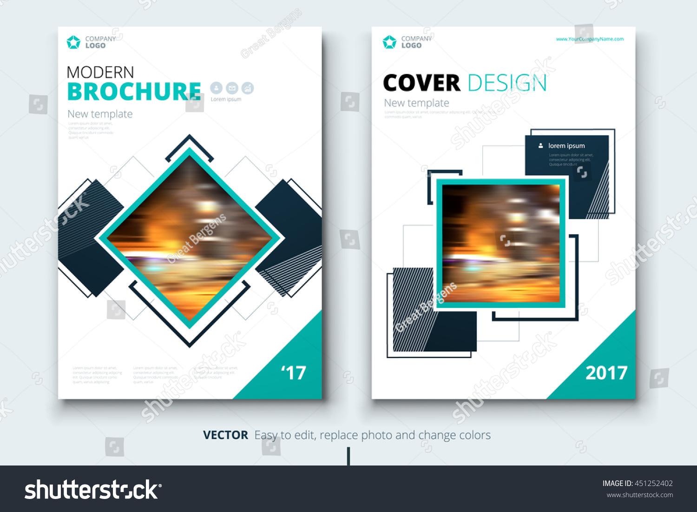 Magazine Design Corporate Business Template Brochure Image ...