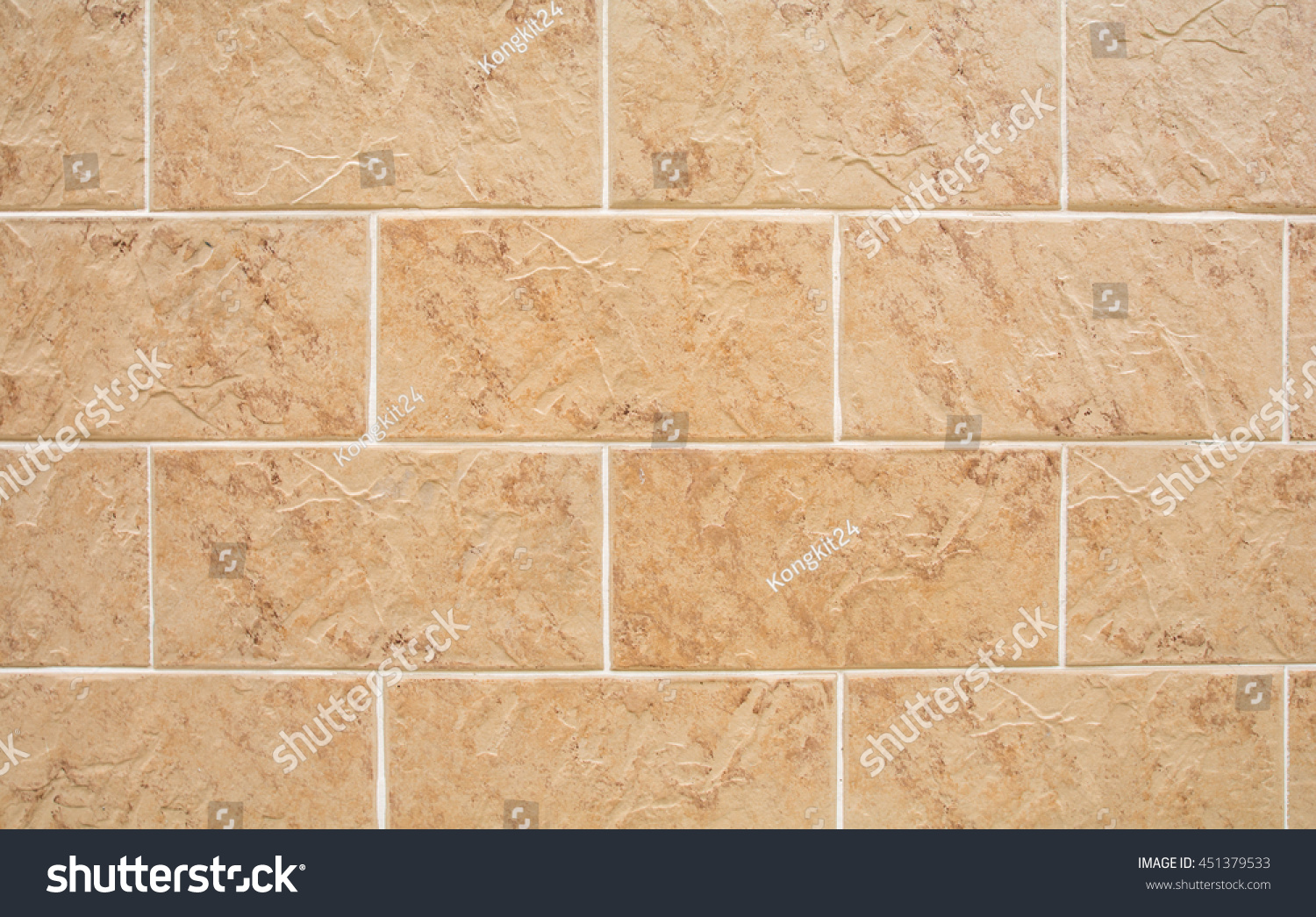 Light brown ceramic tile wall stock photo 451379533 shutterstock light brown ceramic tile wall dailygadgetfo Image collections