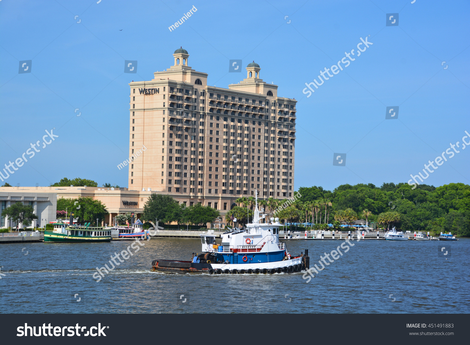 Savannah georgia usa 06 27 2016 stock photo 451491883 for How to become a builder in ga