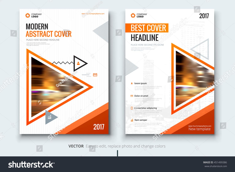 corporate report format