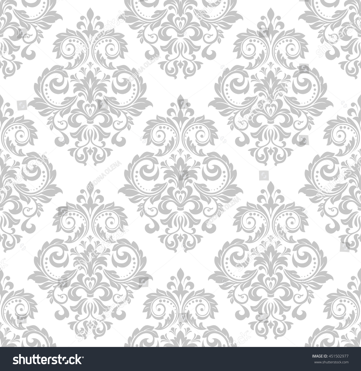 Damask Curtains Black Stylish Damask Pattern Ringtop