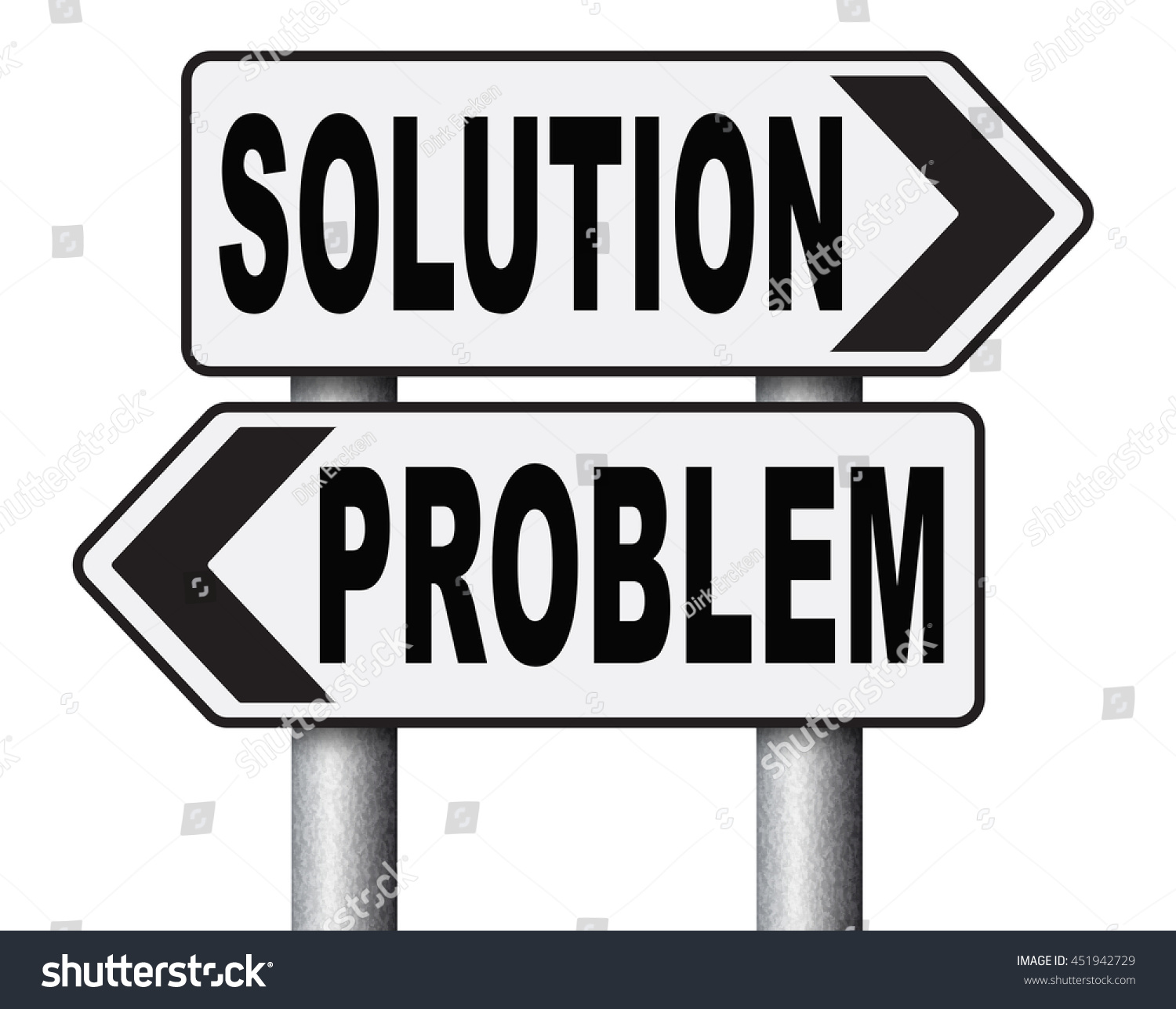 Without knowledge Stock Photos, Images, & Pictures ... |Problem Solved Sign