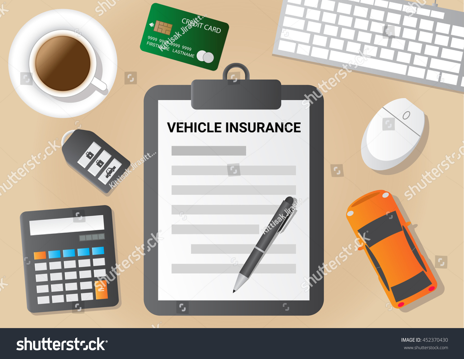Calculator key diagram wiring library vehicle insurance on office desk coffee stock vector 452370430 rh shutterstock com three circle venn diagram calculator three circle venn diagram calculator ccuart Choice Image