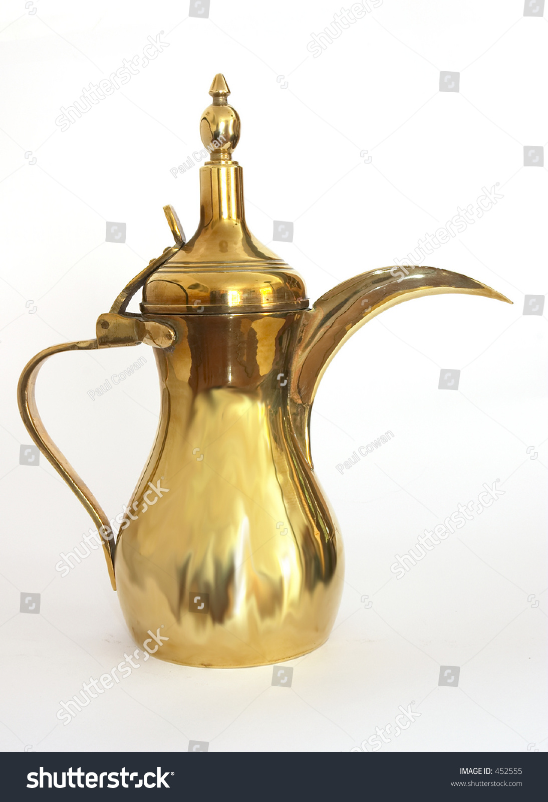 Arab coffee pot dallah symbol welcome stock photo 452555 arab coffee pot or dallah a symbol of welcome as coffee is always served biocorpaavc Gallery