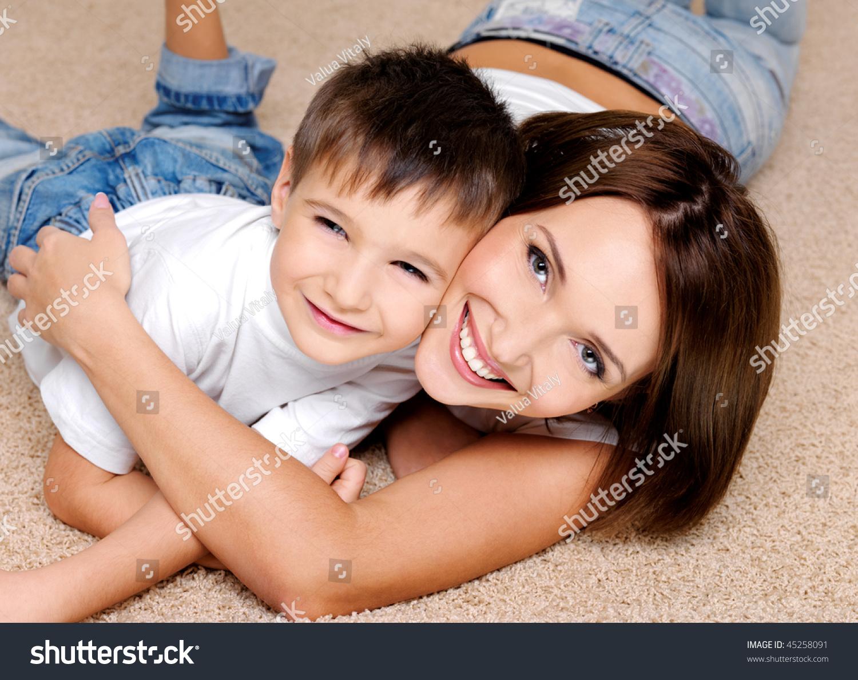 Сын и мама. Русское порно сын и мать