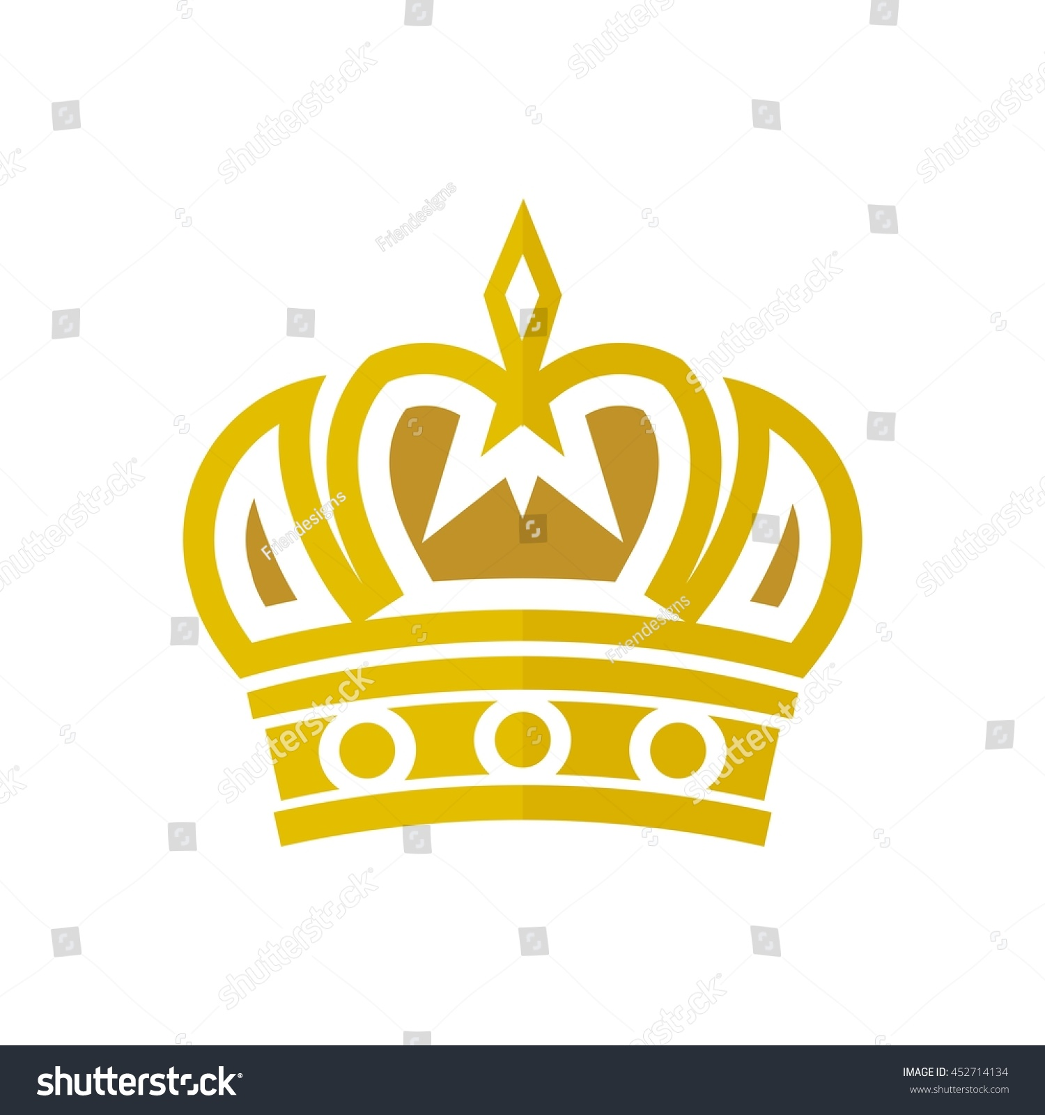 king and queen logos symbols