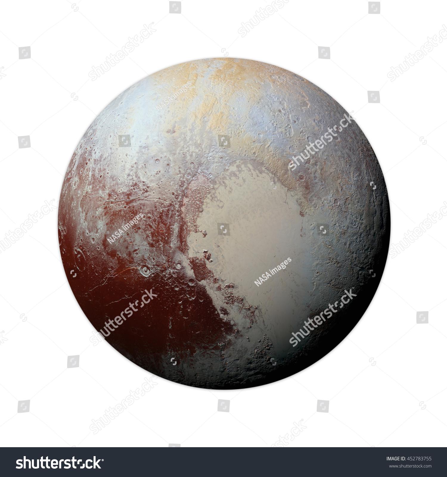elements present on planet pluto - photo #5