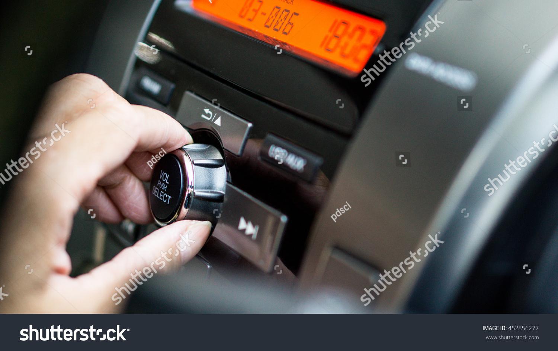 Transportation Vehicle Car Auto Audio Concept Stock Photo