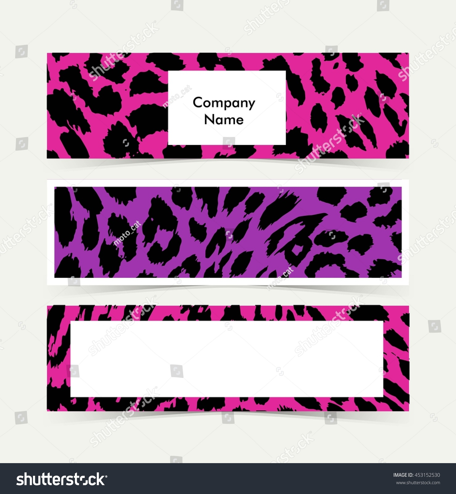 Animal Print Business Cards Image collections - Free Business Cards