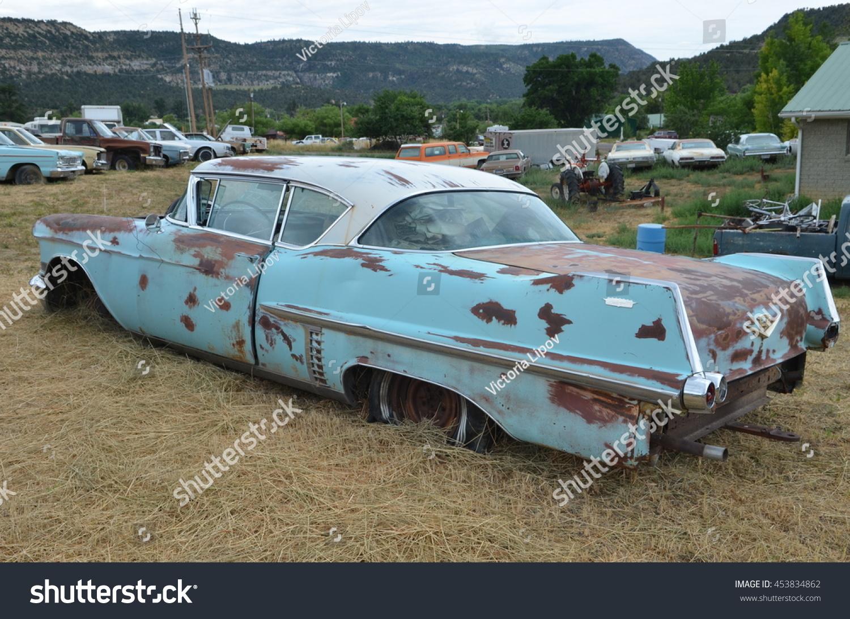 Arizona USA July 1 2016 Vintage Stock Photo (Edit Now)- Shutterstock