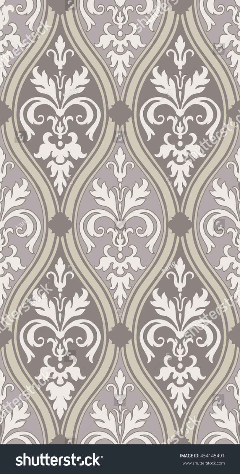 fashion trend colors Seamless pattern For easy making seamless pattern use it for filling any contours