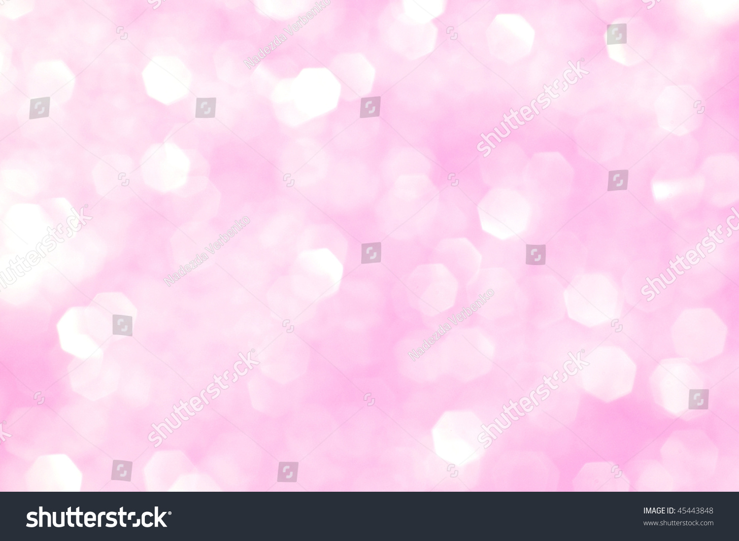 Pink Glitter - Valentine'S Day Background Stock Photo ...