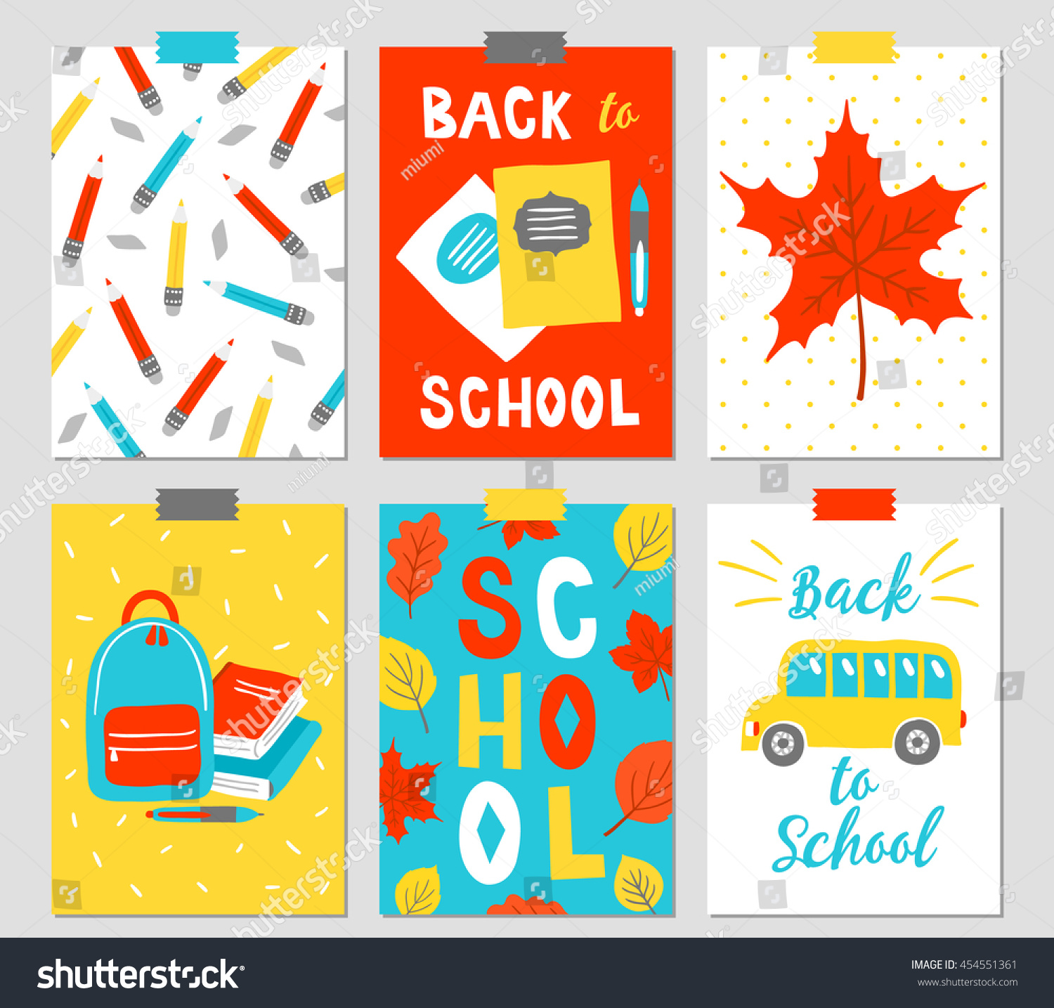 Set six educational greeting cards eraser stock vector 454551361 set six educational greeting cards eraser stock vector 454551361 shutterstock kristyandbryce Gallery