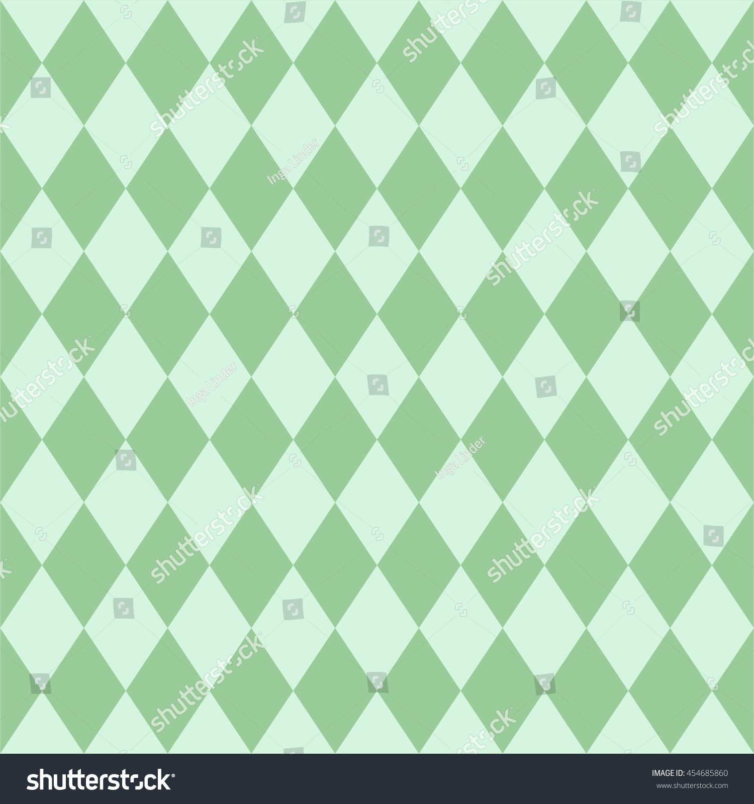 Tile Vector Pattern Mint Green Wallpaper 454685860