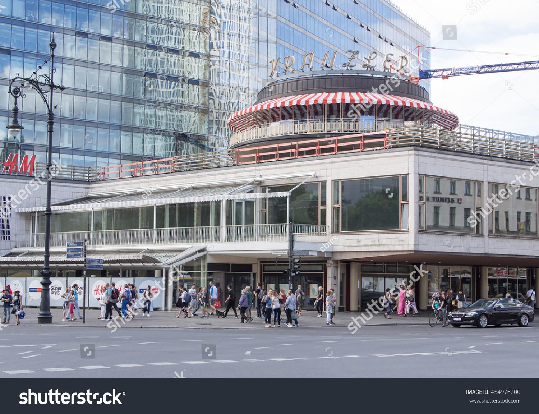 Cafe De Paris Berlin Kudamm