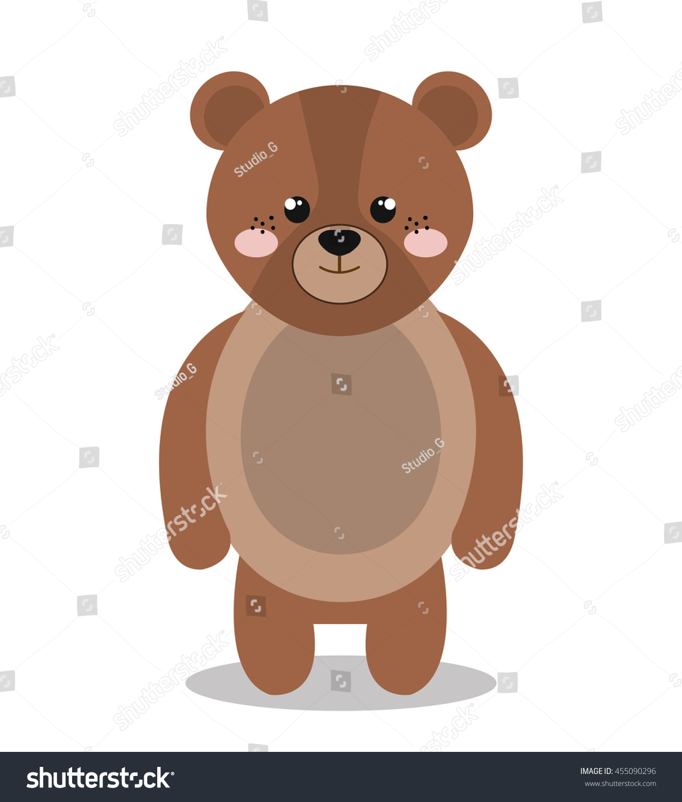 Teddy Bear Graphic Free Do...