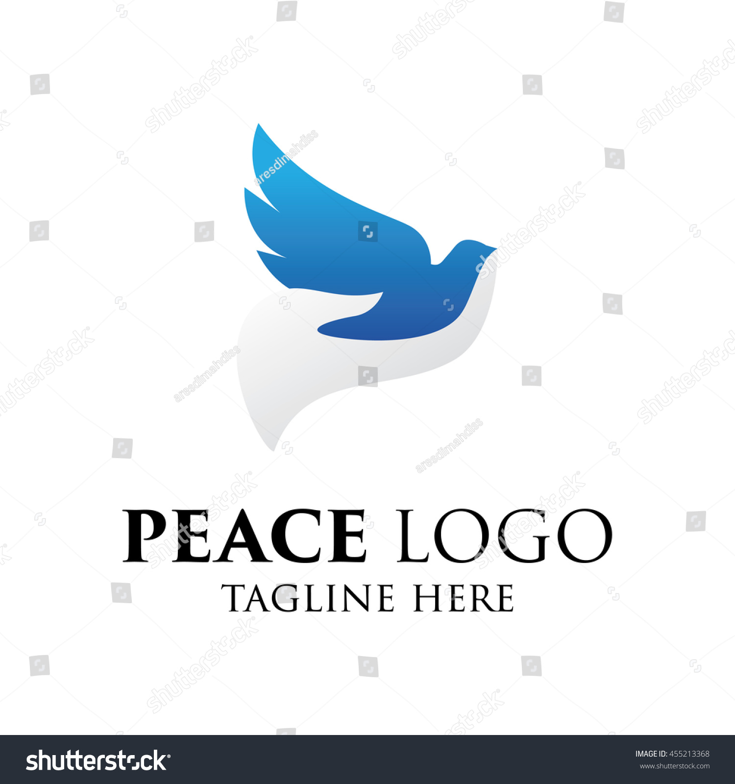 Peace logo template world peace symbol stock vector 455213368 peace logo template world peace symbol biocorpaavc