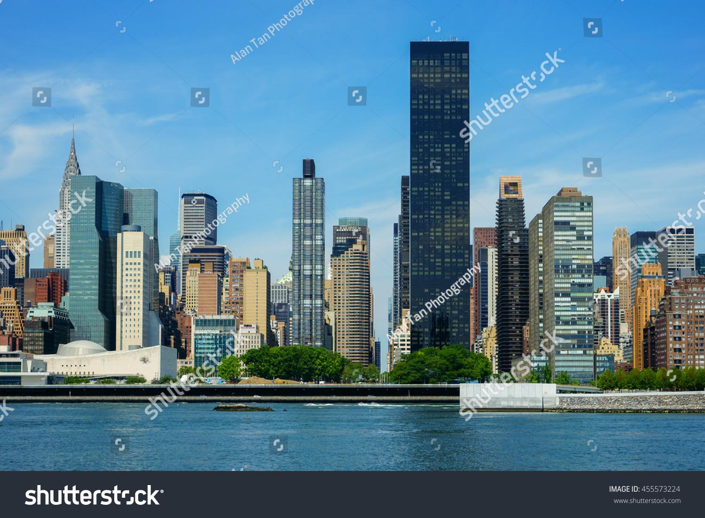 New york new york 15 july stock photo 455573224 shutterstock for Trump plaza new york city