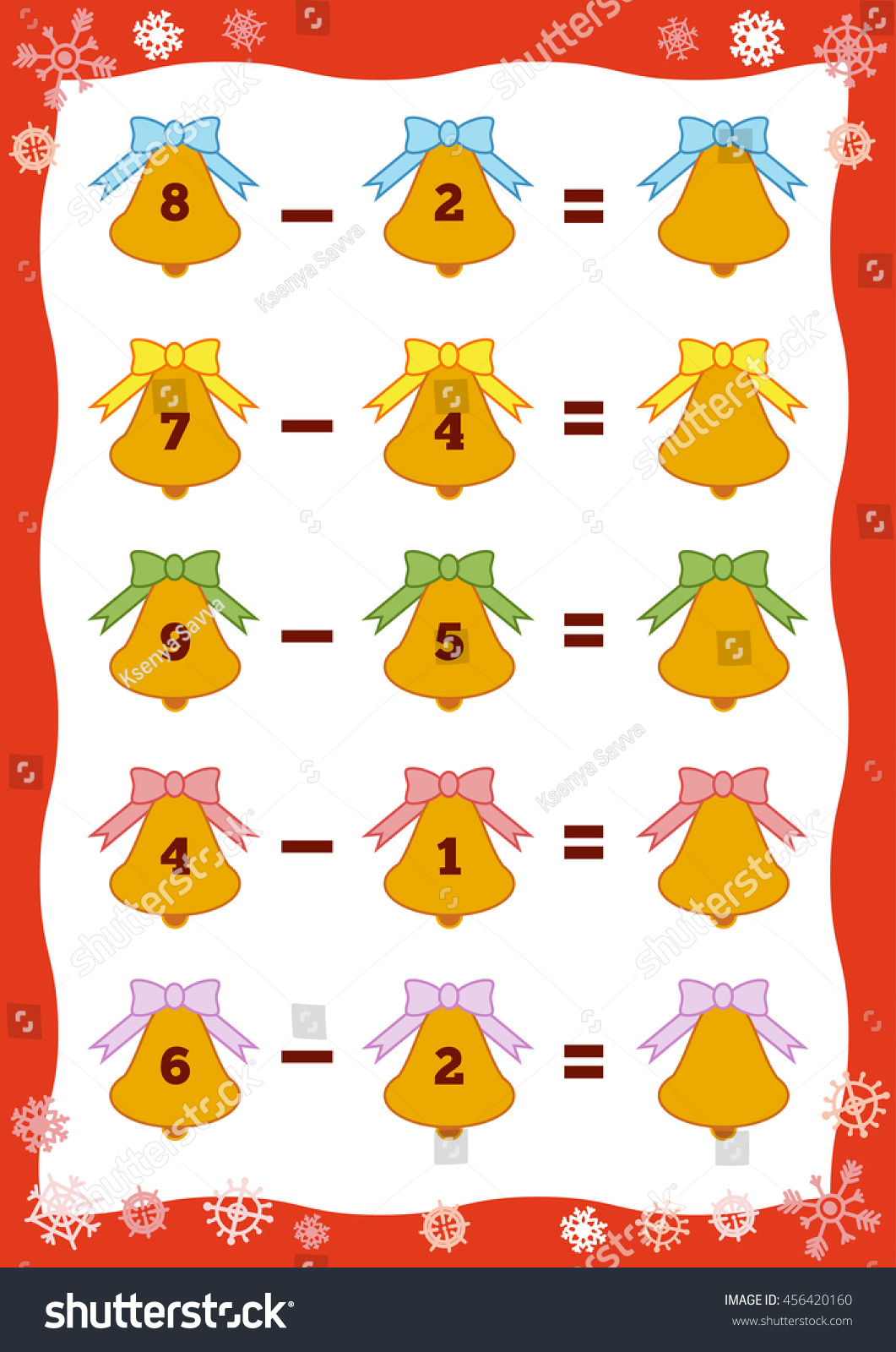 Worksheet Count The Numbers counting game for preschool children educational a mathematical count the numbers in the