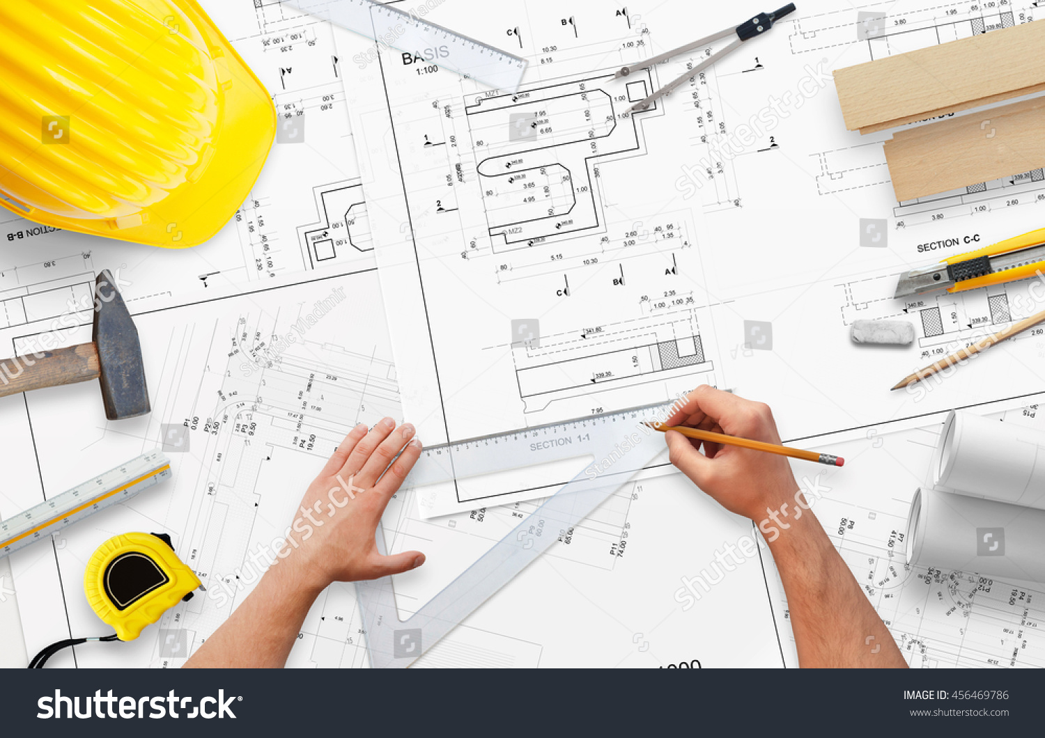HD wallpapers house construction planning
