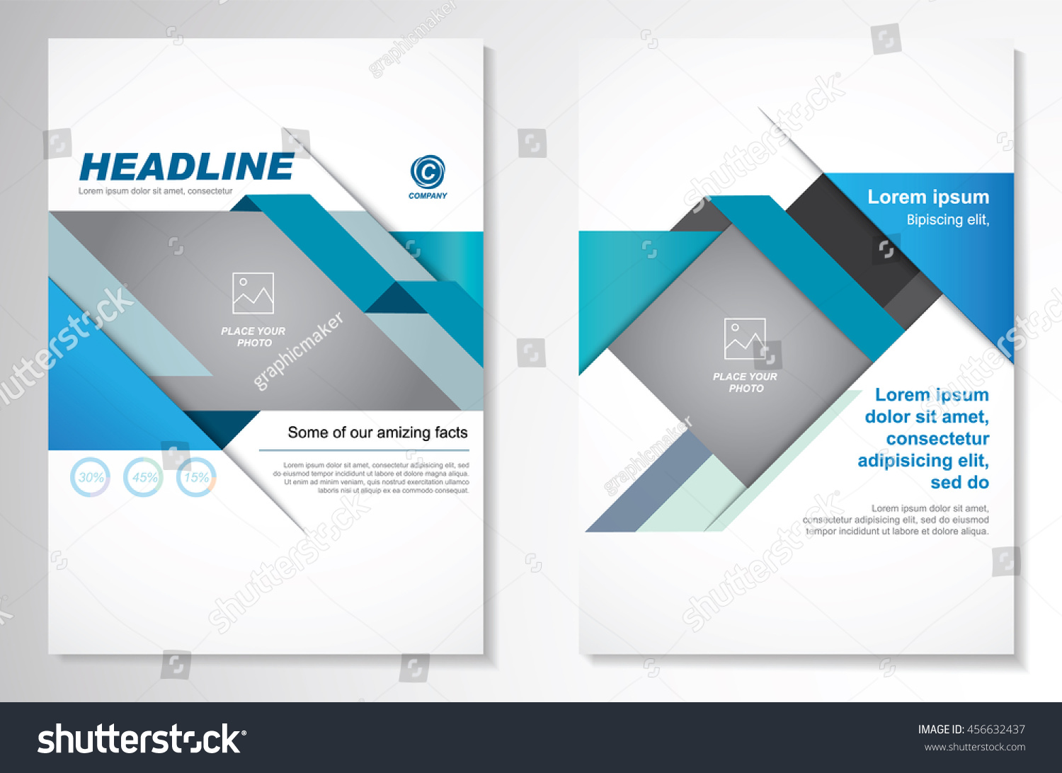 vector brochure flyer design layout template and cover design vector brochure flyer design layout template and cover design annual report size a4 front