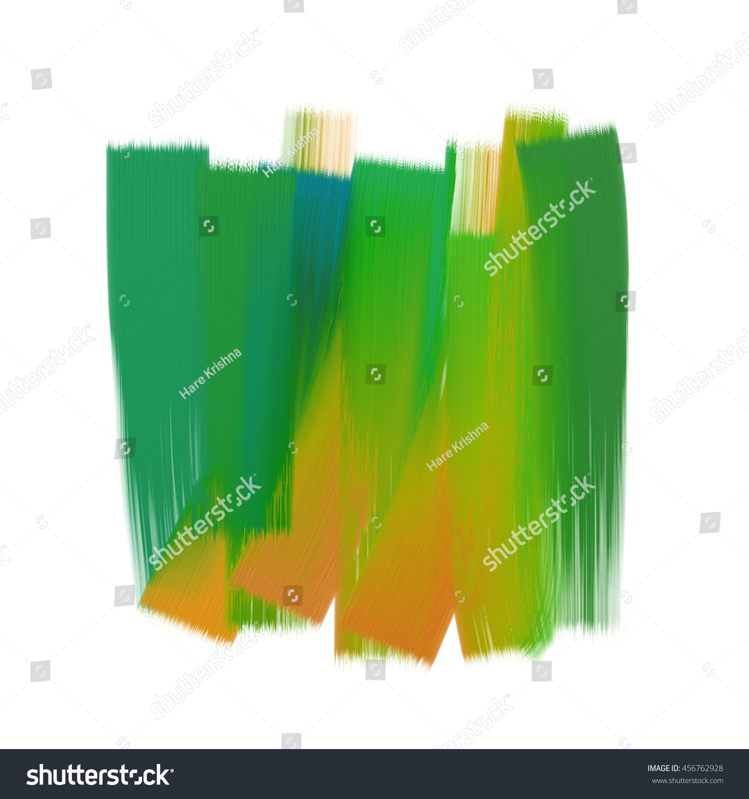 Abstract texture acrylic oil paint on stock illustration for Oil or acrylic