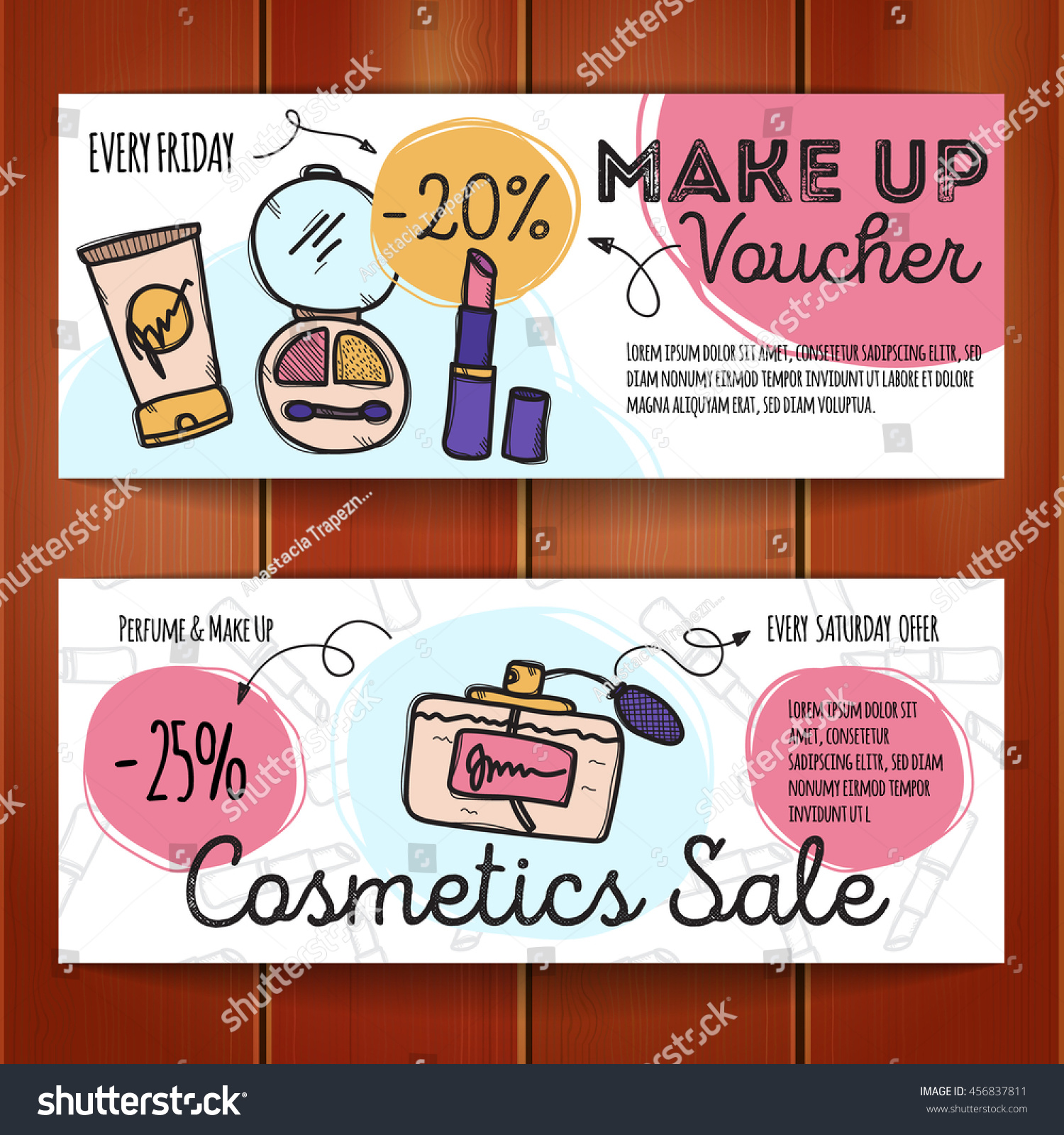 Np set makeup coupons