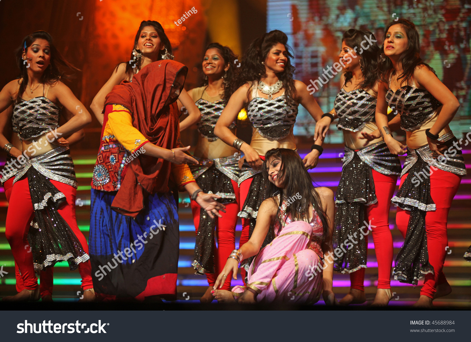 January 31: The Indian Bollywood Film Star Song