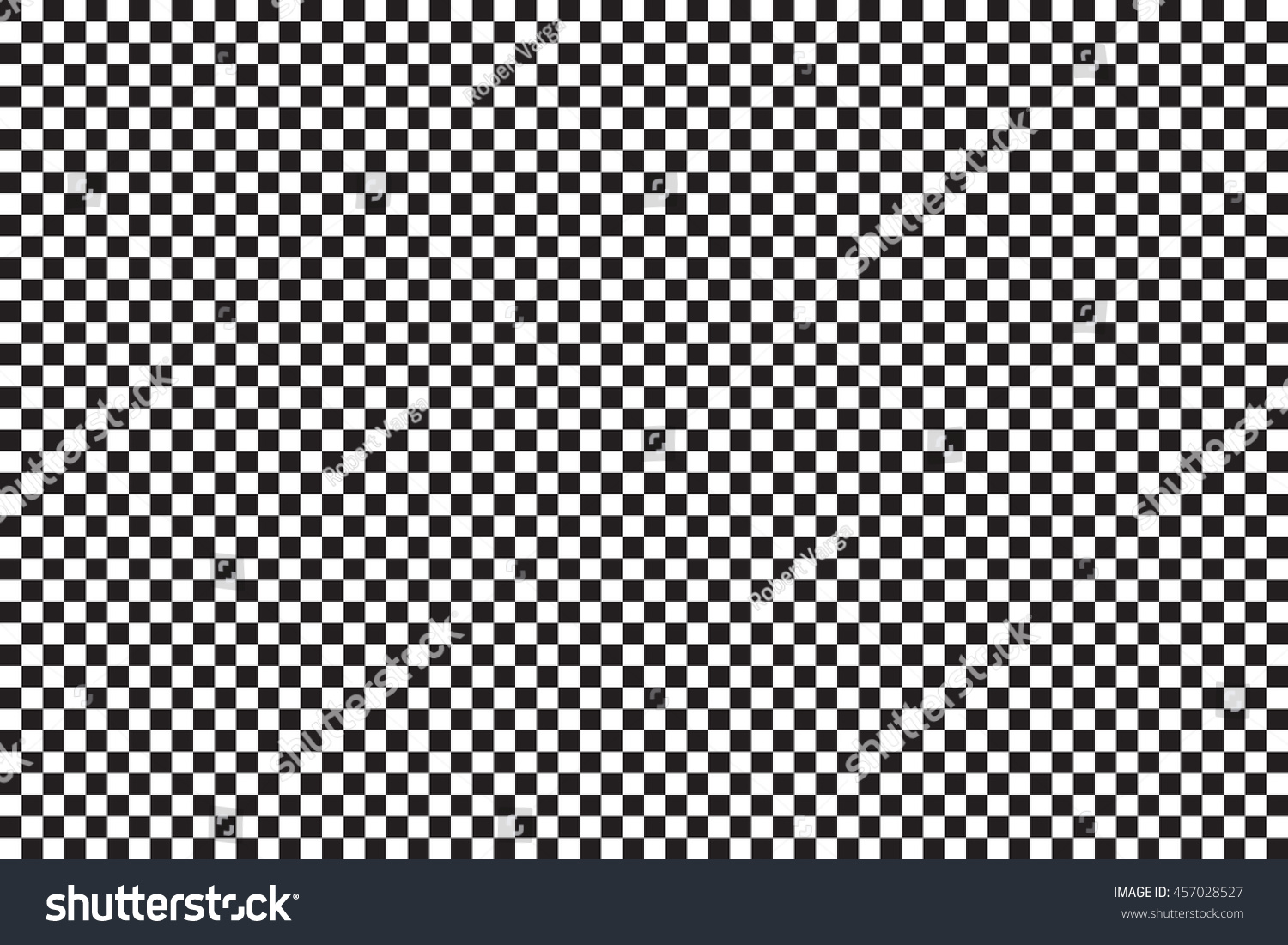 Black White Squares Background Stock Vector 457028527 ...