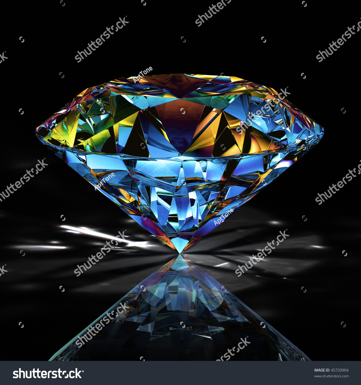 diamond light a background myshoplah d surface rainbow photoa on drawing beautiful sparkle isolated image white reflective sparkling