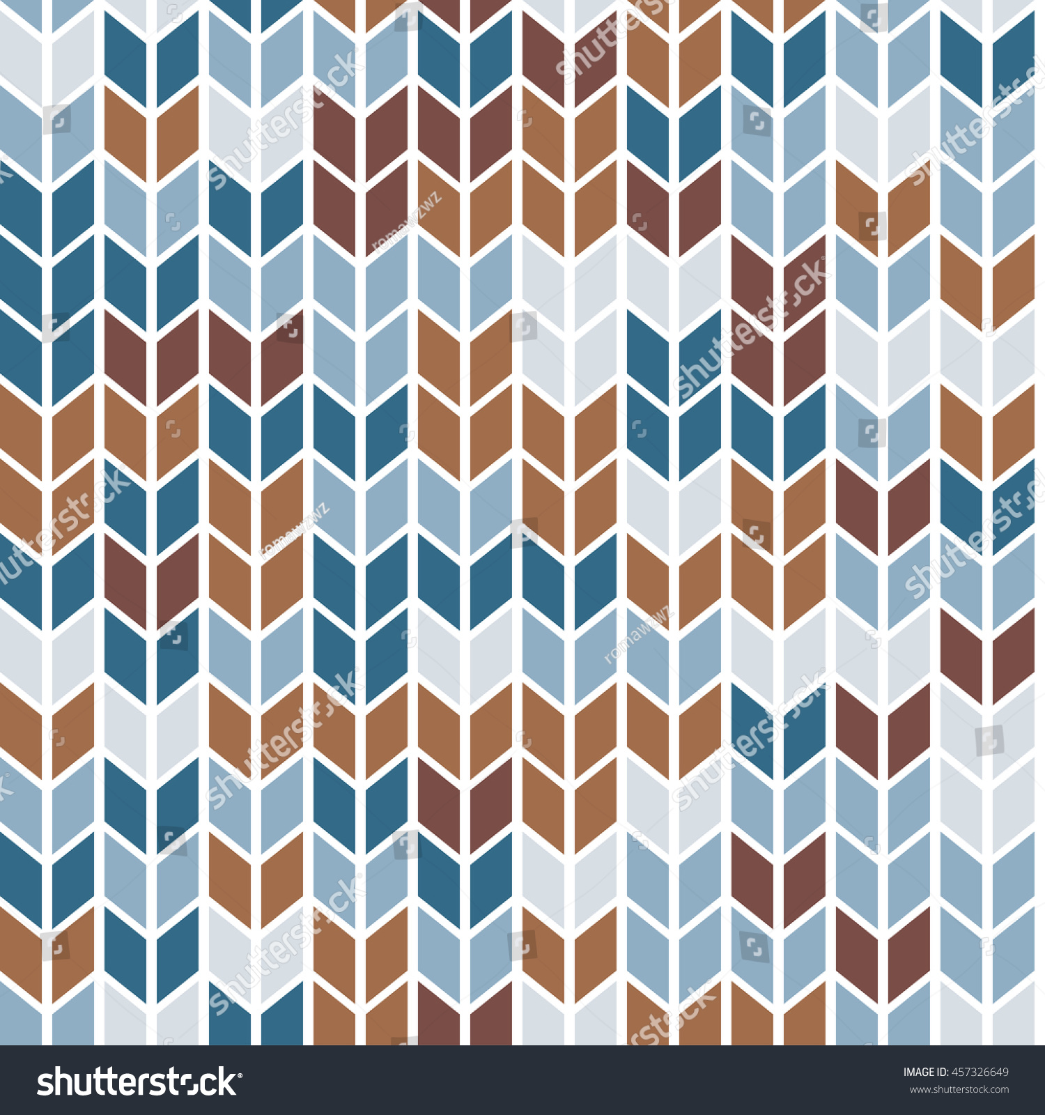 Abstract geometric seamless pattern stock vector 457326649 for Object pool design pattern