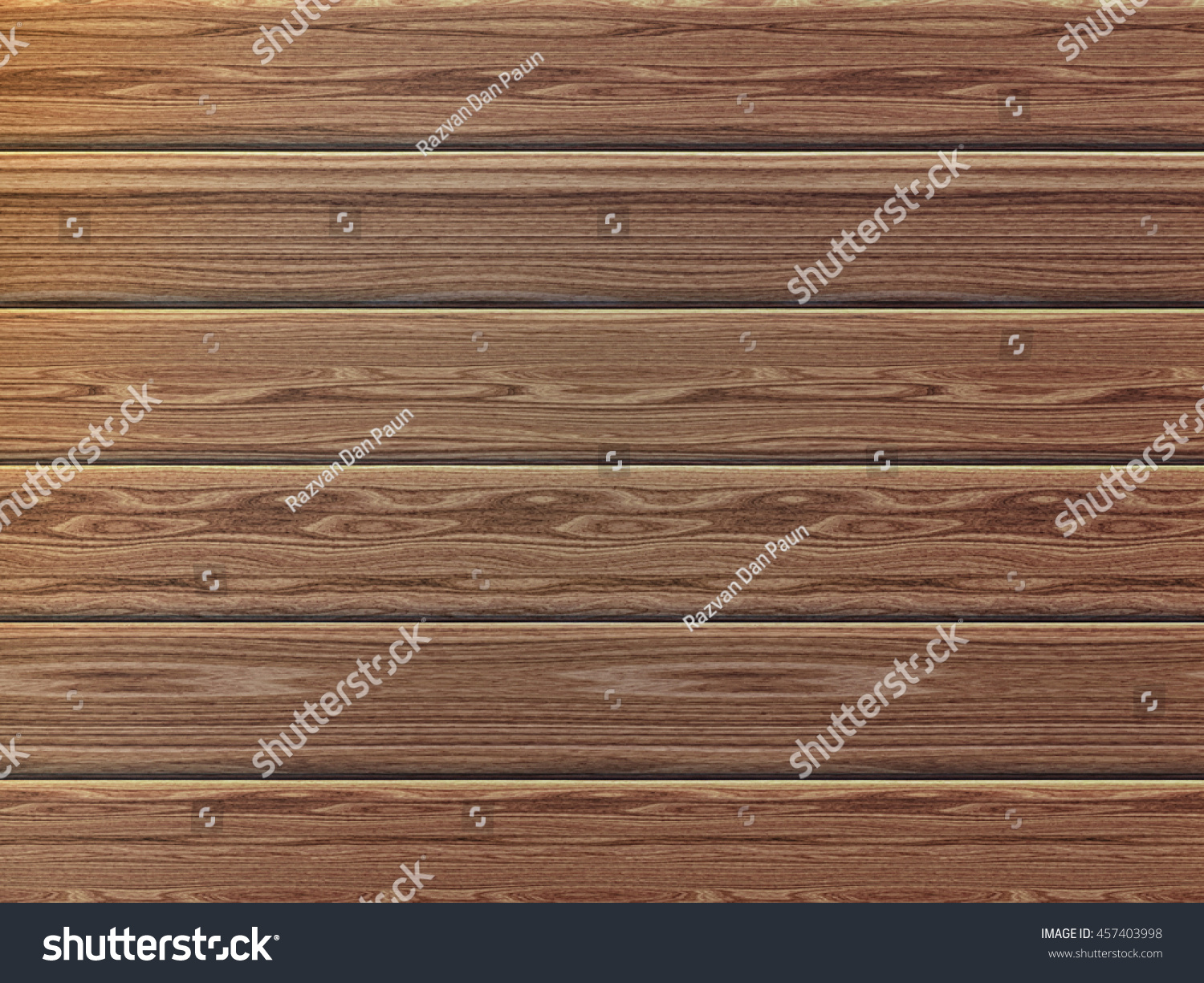 Merveilleux Wooden Texture / Background. Wood Table. Top View. 3D Render
