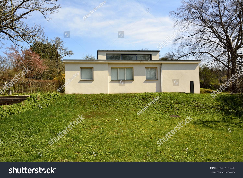 Haus Am Horn Weimar weimar germany april 12 2016 haus stock photo 457820470