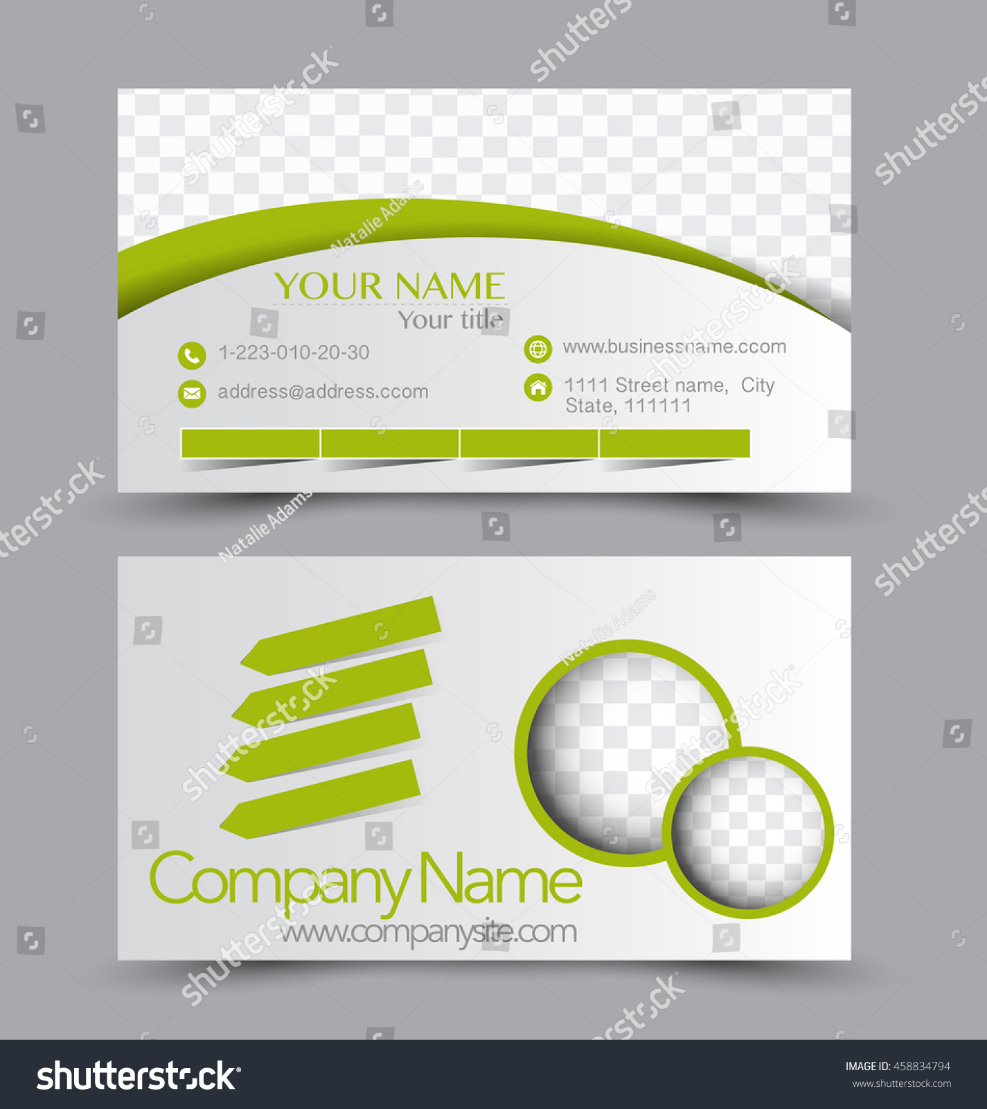 Fantastic Tennis Business Cards Contemporary - Business Card Ideas ...
