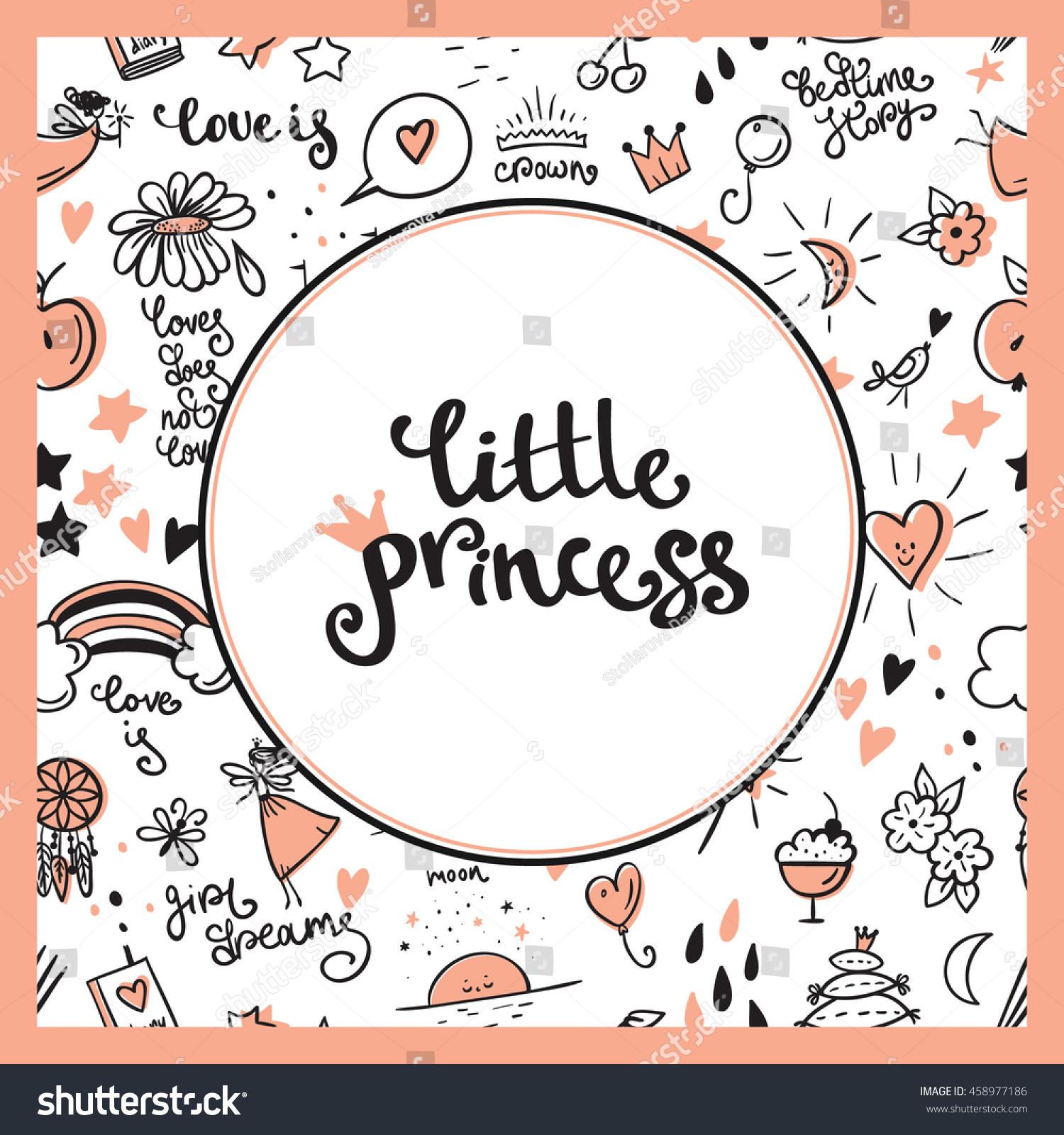 Doodle princess fantasy icon design element stock vector 458977186 doodle princess fantasy icon design element stock vector 458977186 shutterstock stopboris Image collections