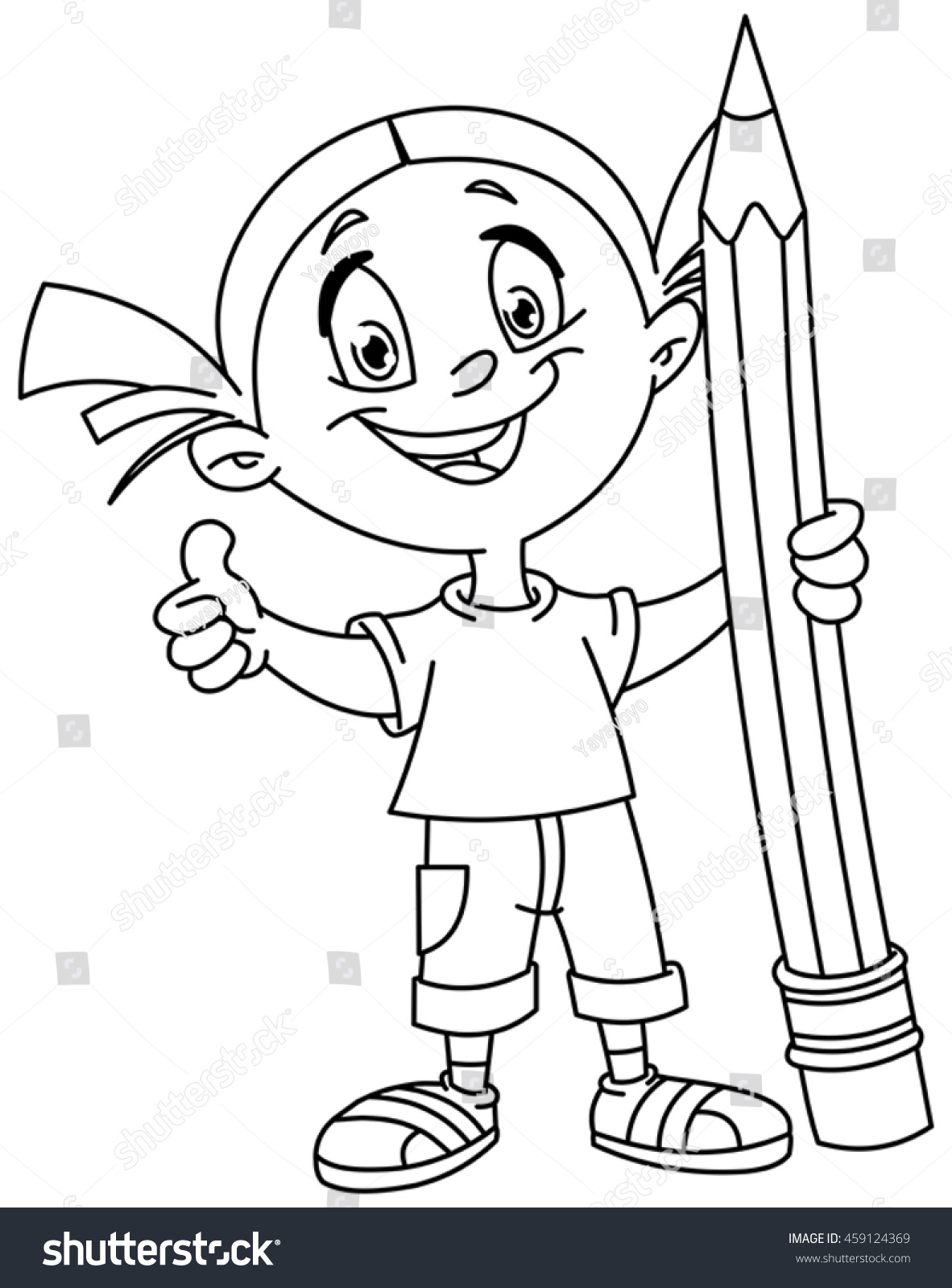 Printable Coloring Pages » Big Girl Coloring Pages - Free ...