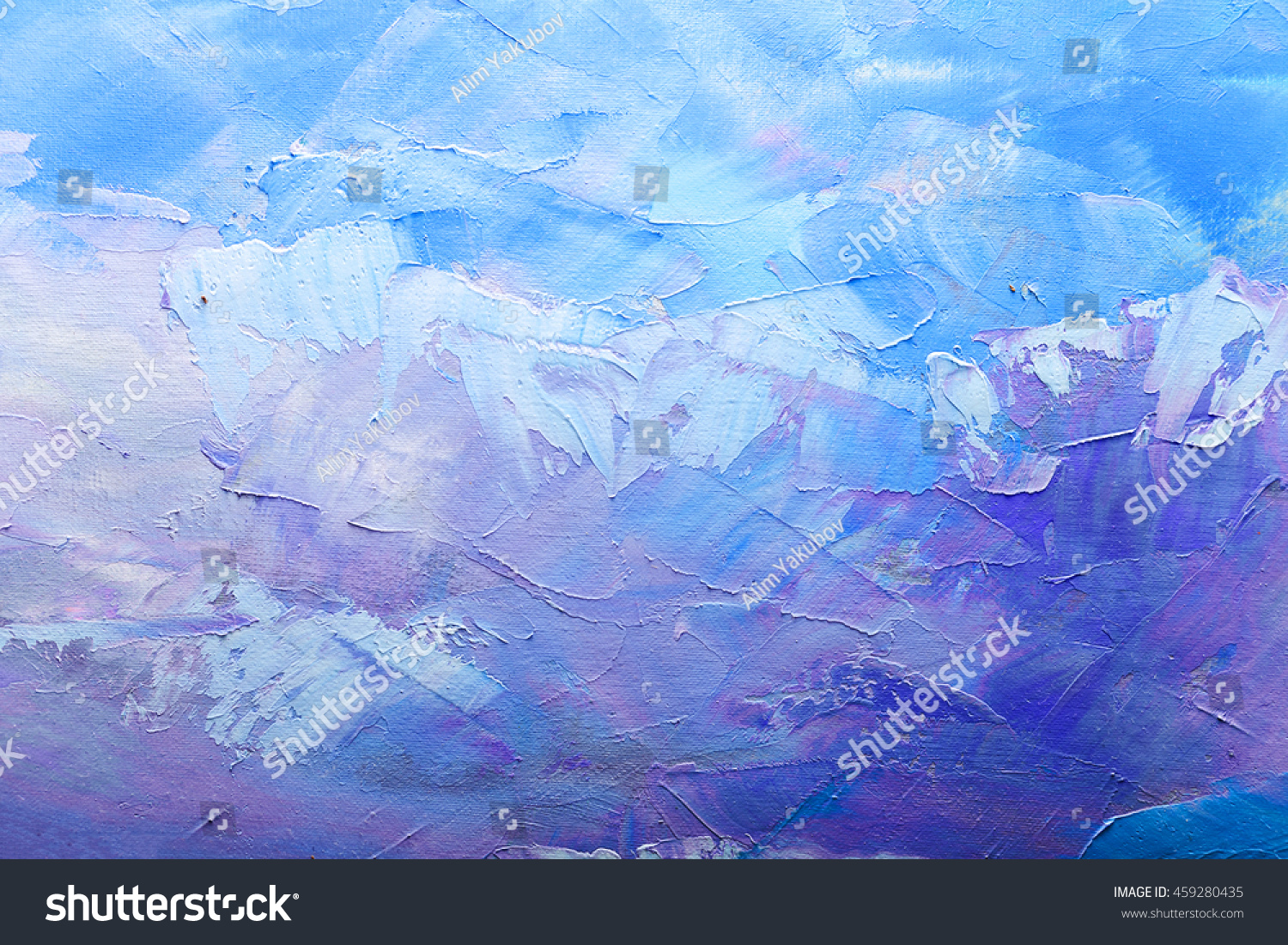 Abstract oil paint texture on canvas stock photo 459280435 for How paint on canvas