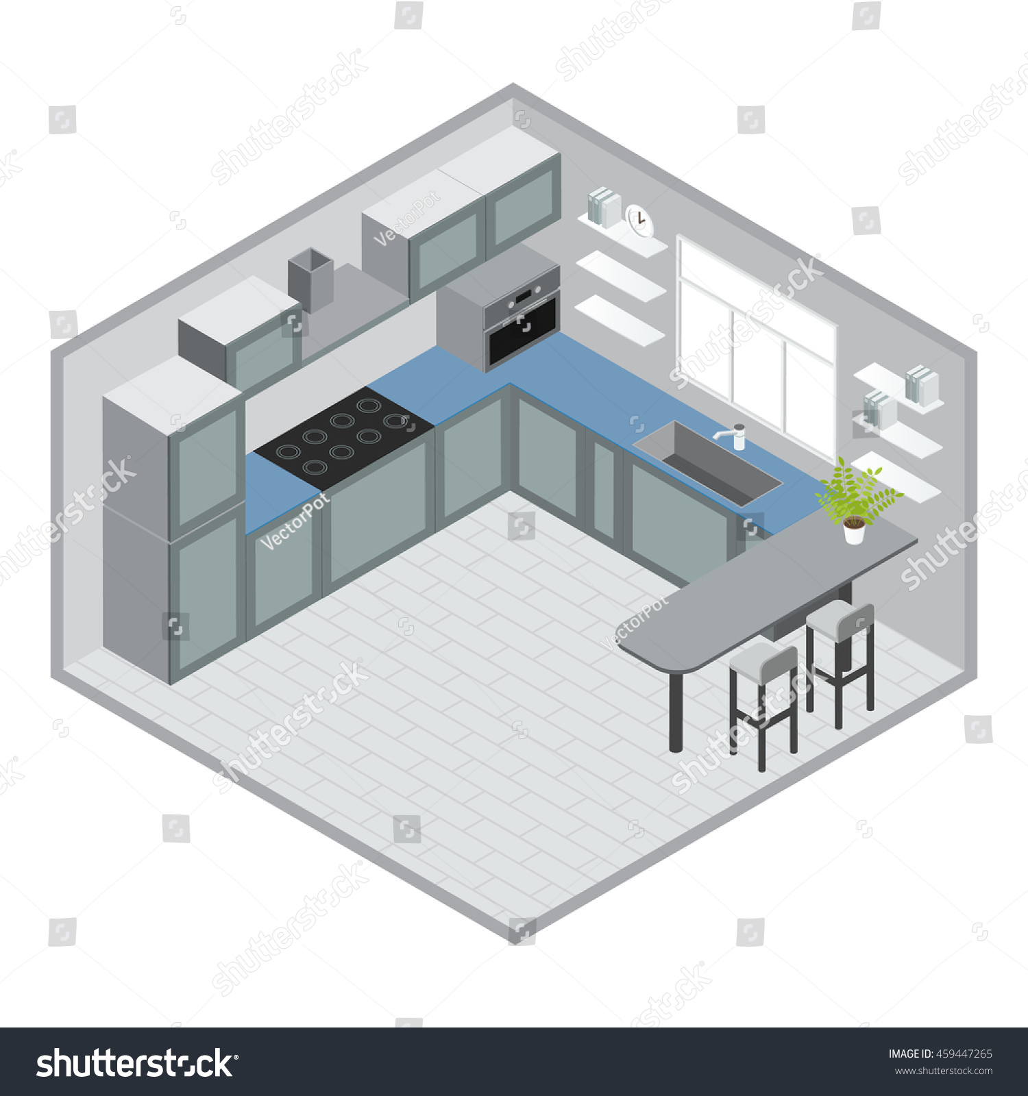 3d kitchen cabinet design free download with Isometric Kitchen Design Grey Blue Cabi S 459447265 on 2020design further Tv Wall And Tv Cabi  Ideas further 2020design as well Measuringguide likewise Interior Design.