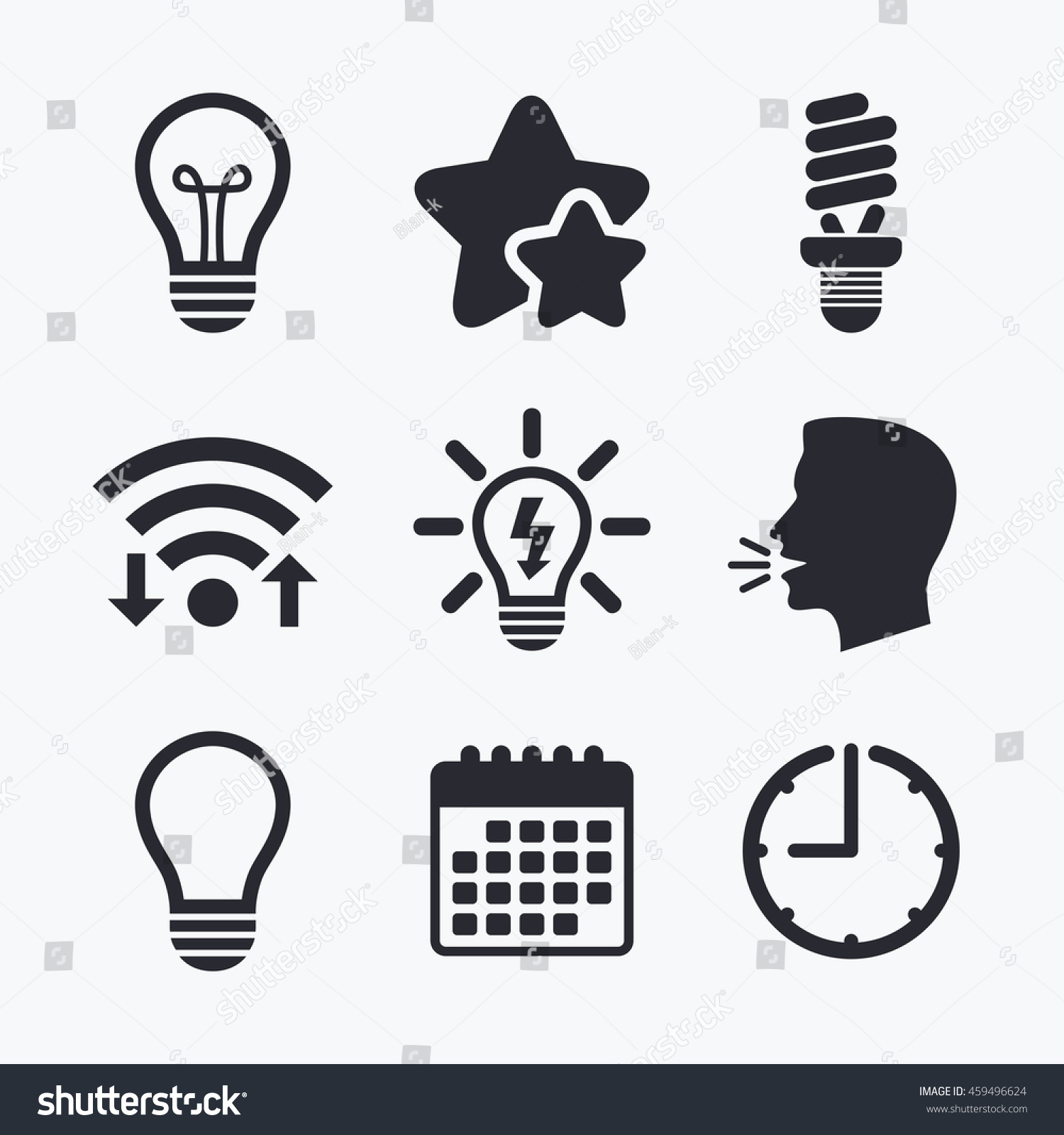 Excellent Electric Shock Symbol Images Electrical | Jzgreentown.com