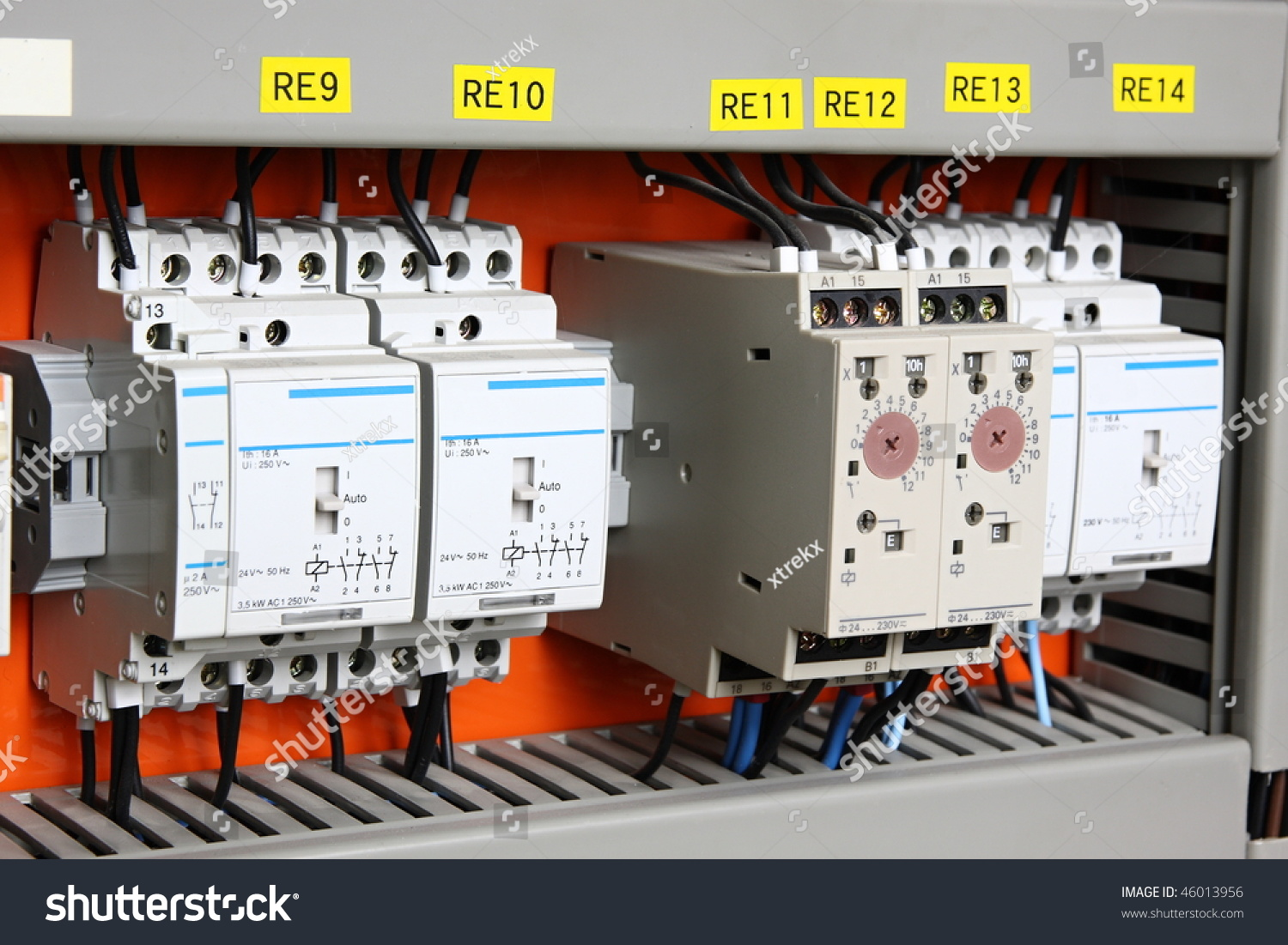 Fuse box stock photo 46013956 shutterstock fuse box bell transformer Heating Element Fuse Transformer Duty Cycle on fuse box transformer