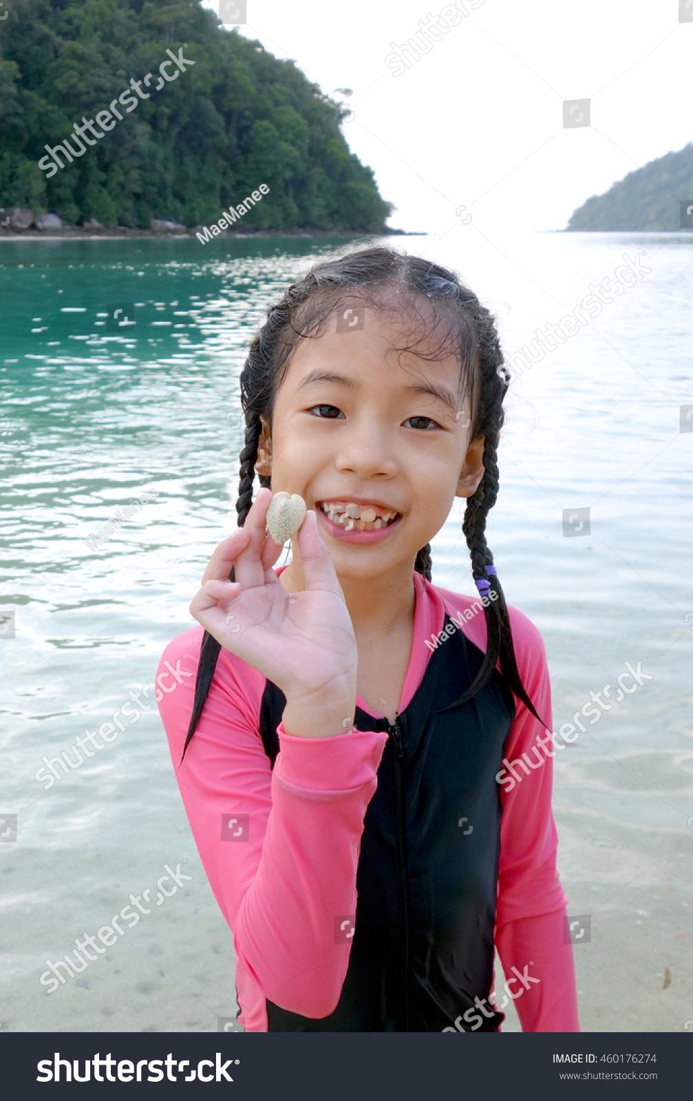 Andaman girl
