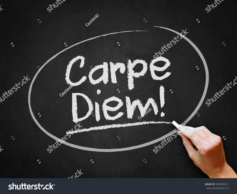 Carpe diem theme Academic Essay