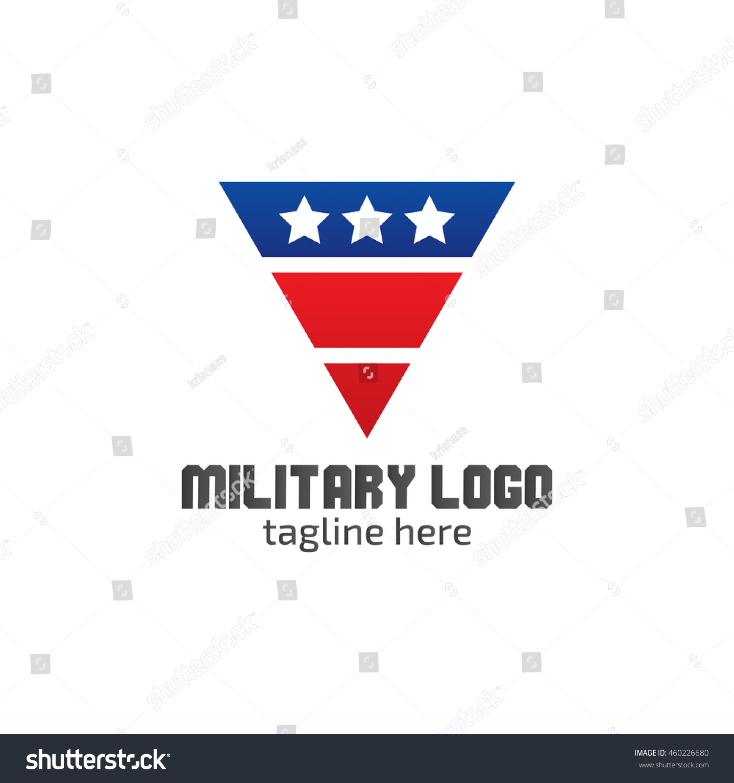 military patch design template stock vector hd royalty free