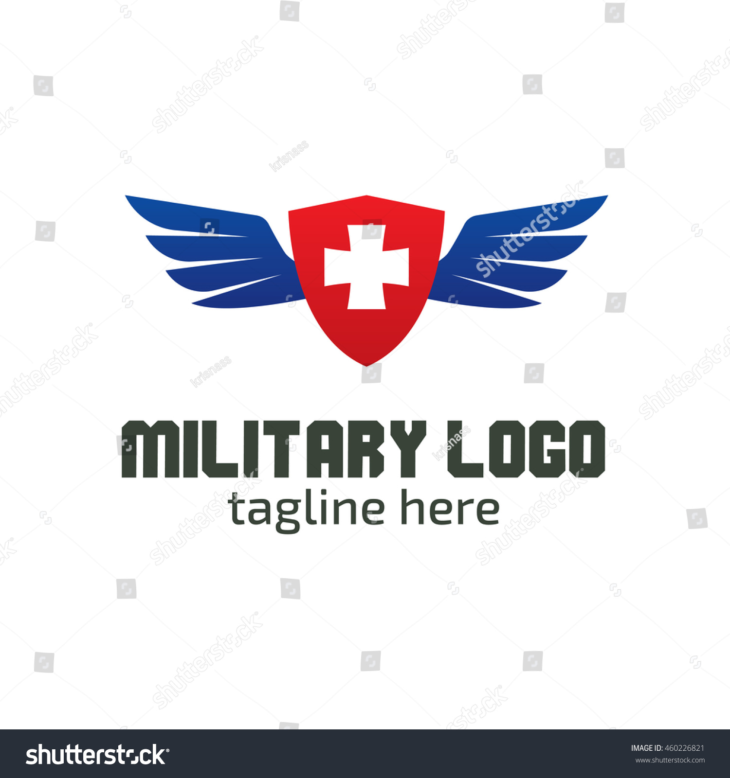 military patch design template stock vector royalty free 460226821