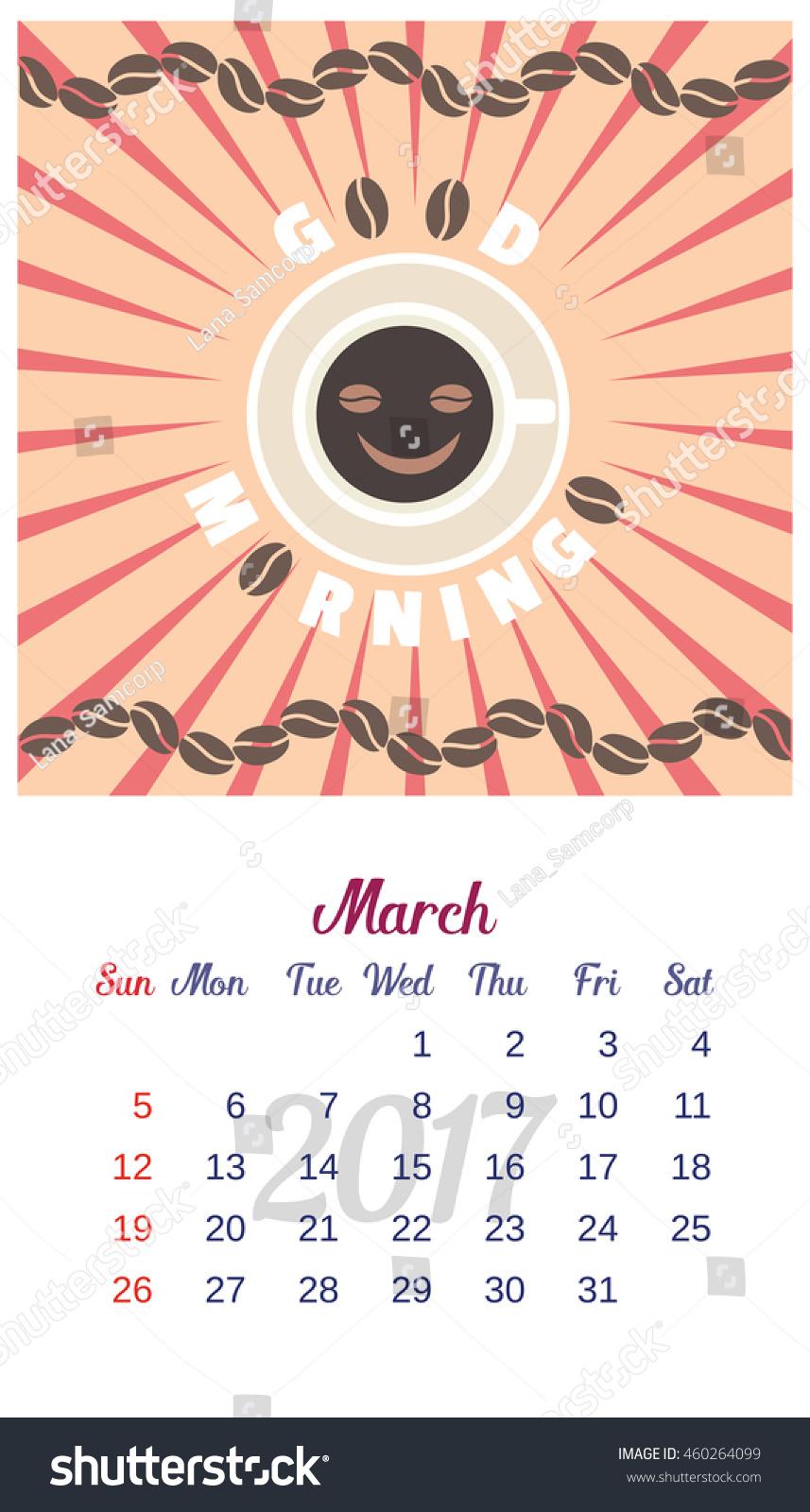 edit calendar template