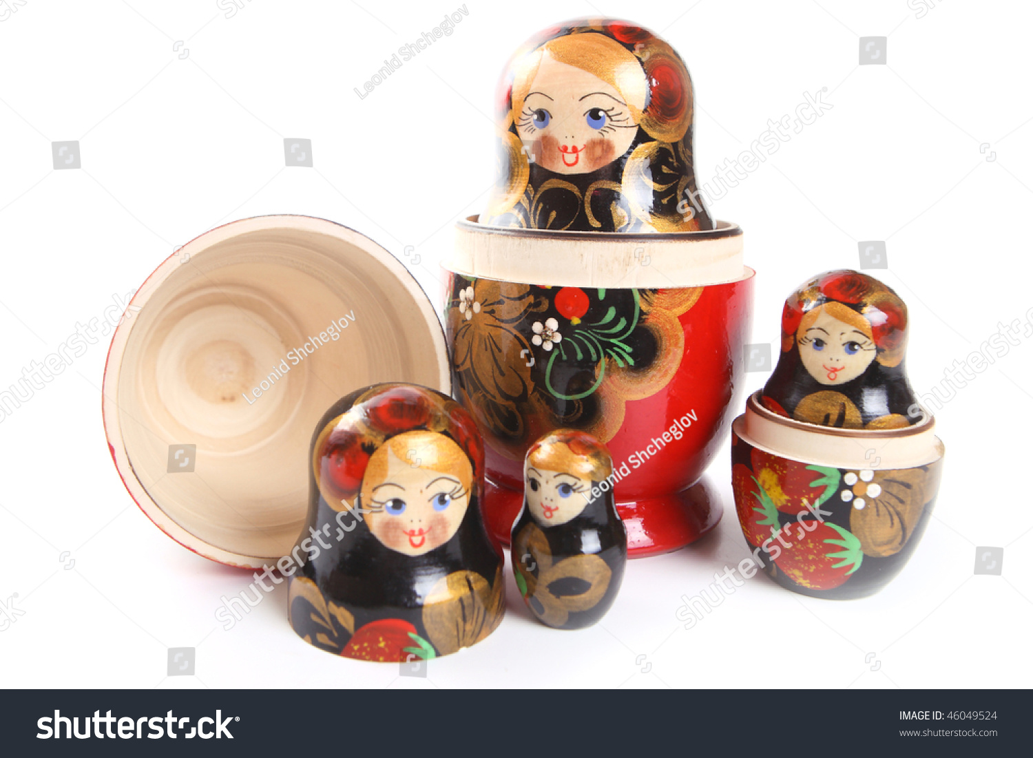 Russian Nesting Dolls Also Known 87