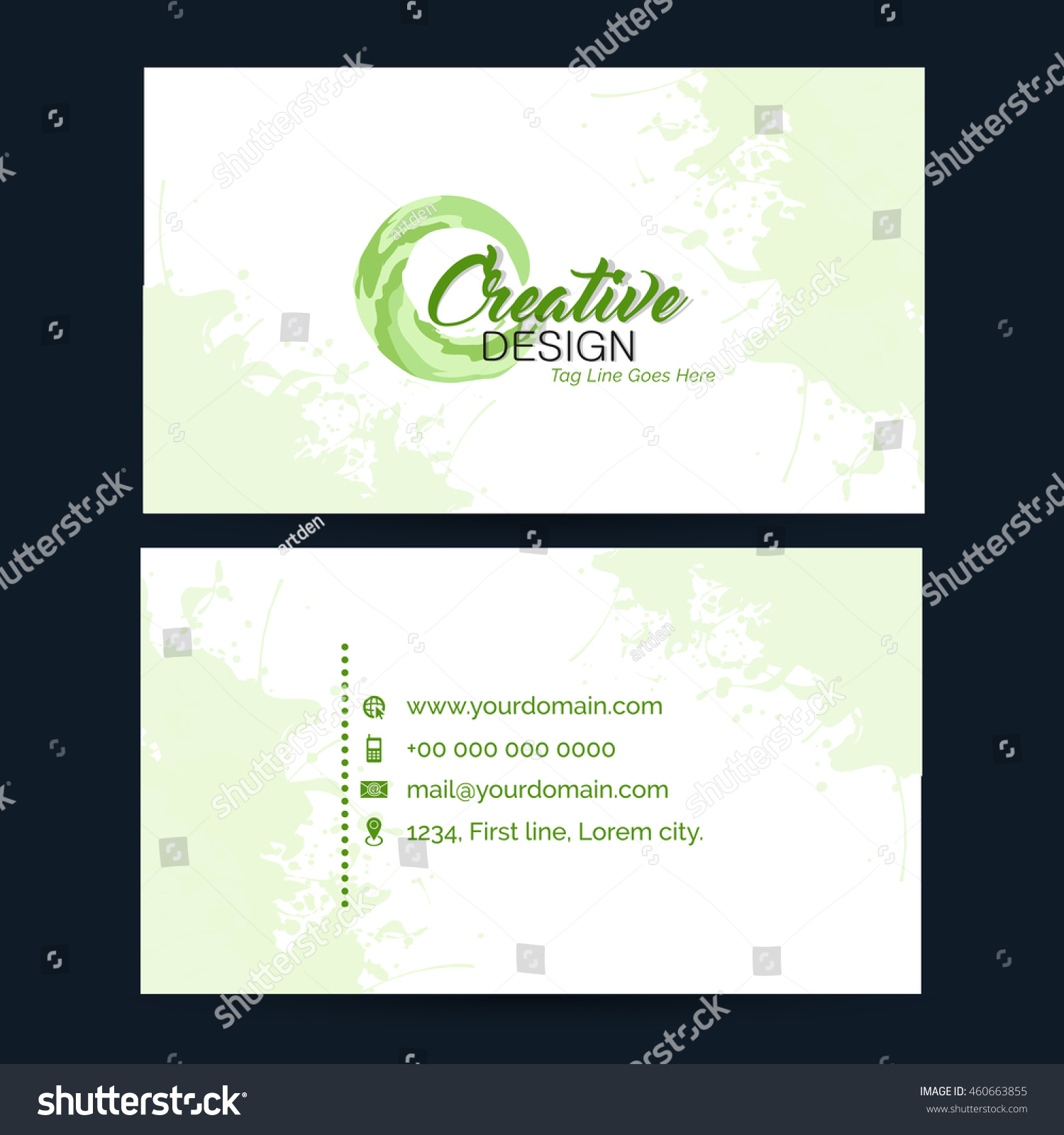 Avery Templates Business Cards 10 Per Sheet Images - Free Business ...