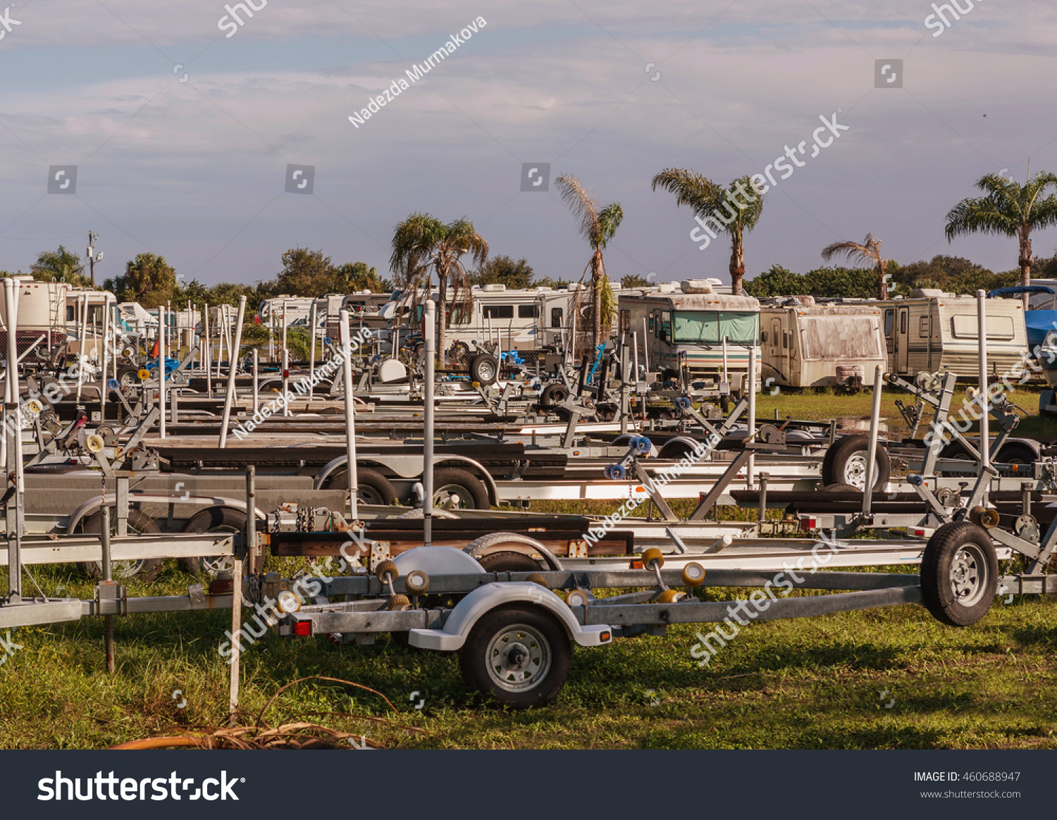 Old Cars Trucks Boats Sale Junkyard Stock Photo (Safe to Use ...