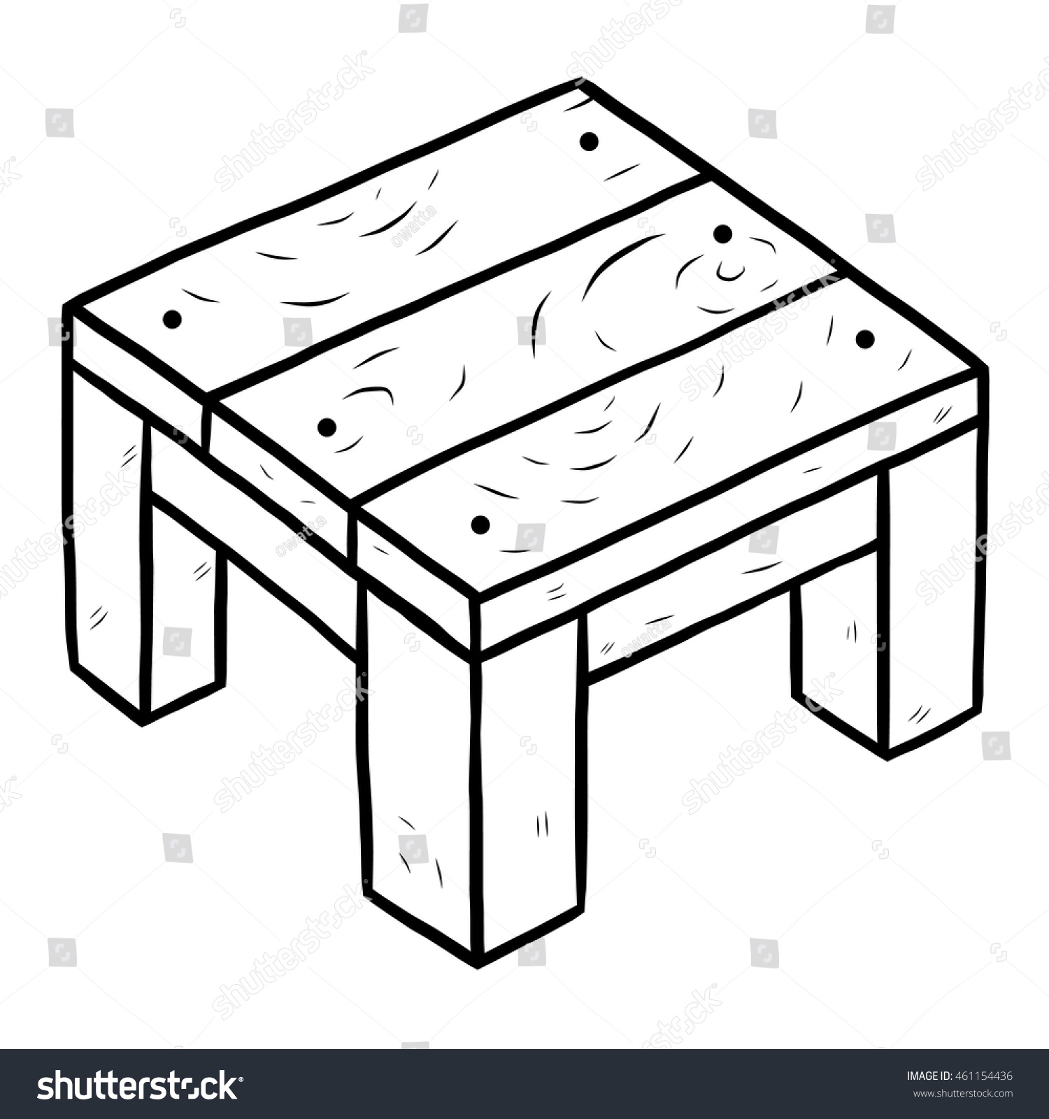 Black and white chair drawing - Small Chair Cartoon Vector And Illustration Black And White Hand Drawn Sketch
